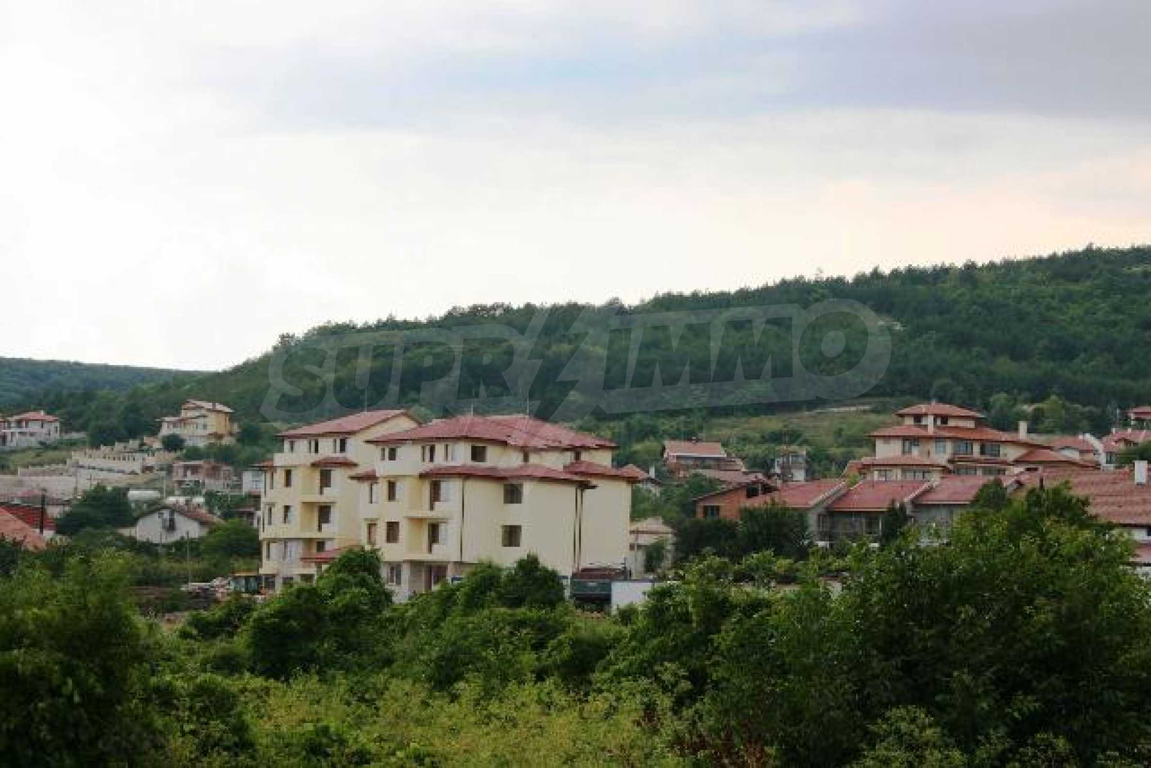 Land in Rogachevo village-5 min. from the sea 4