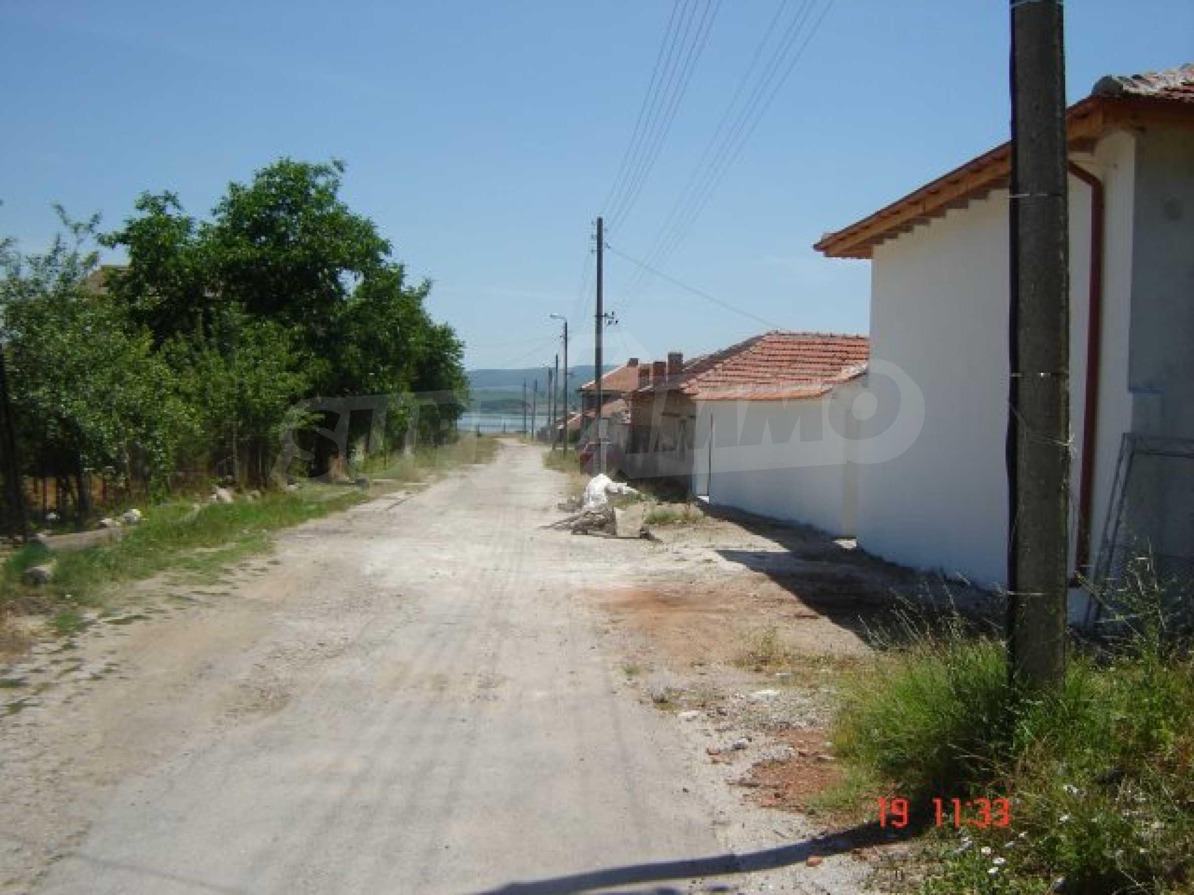 Newly built house set near Ivaylovgrad dam 9