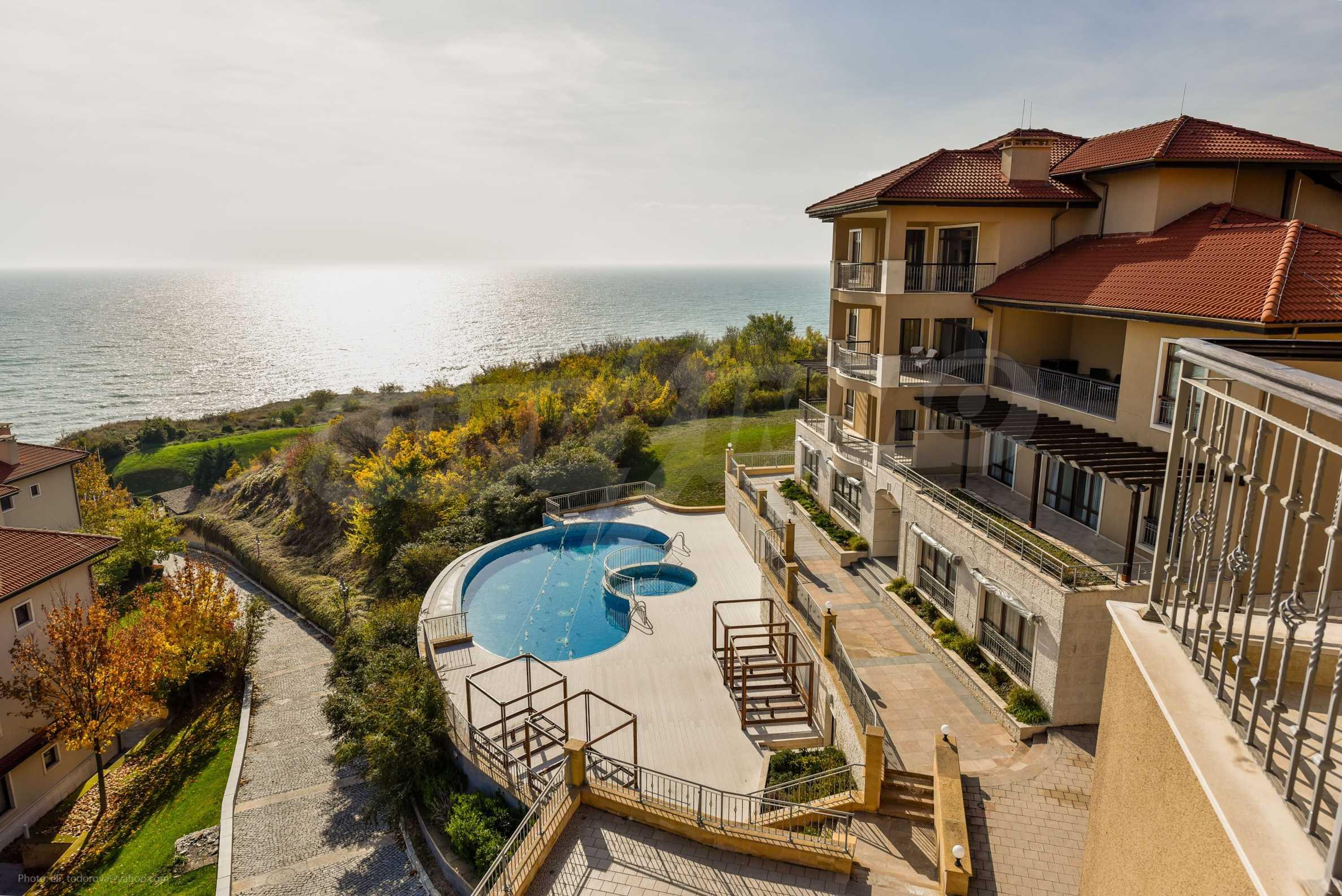 Thracian Cliffs Golf & Beach Resort - гольф-курорт мирового класса