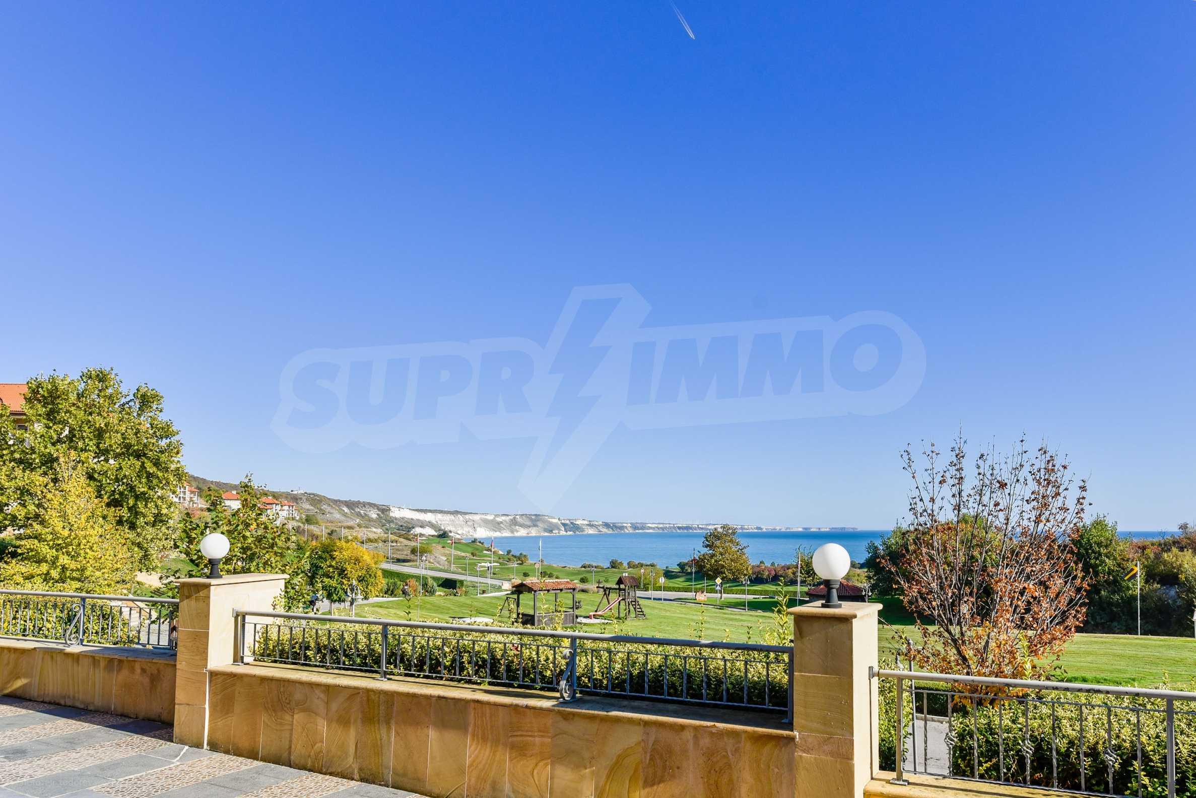 Thracian Cliffs Golf & Beach Resort - гольф-курорт мирового класса 11