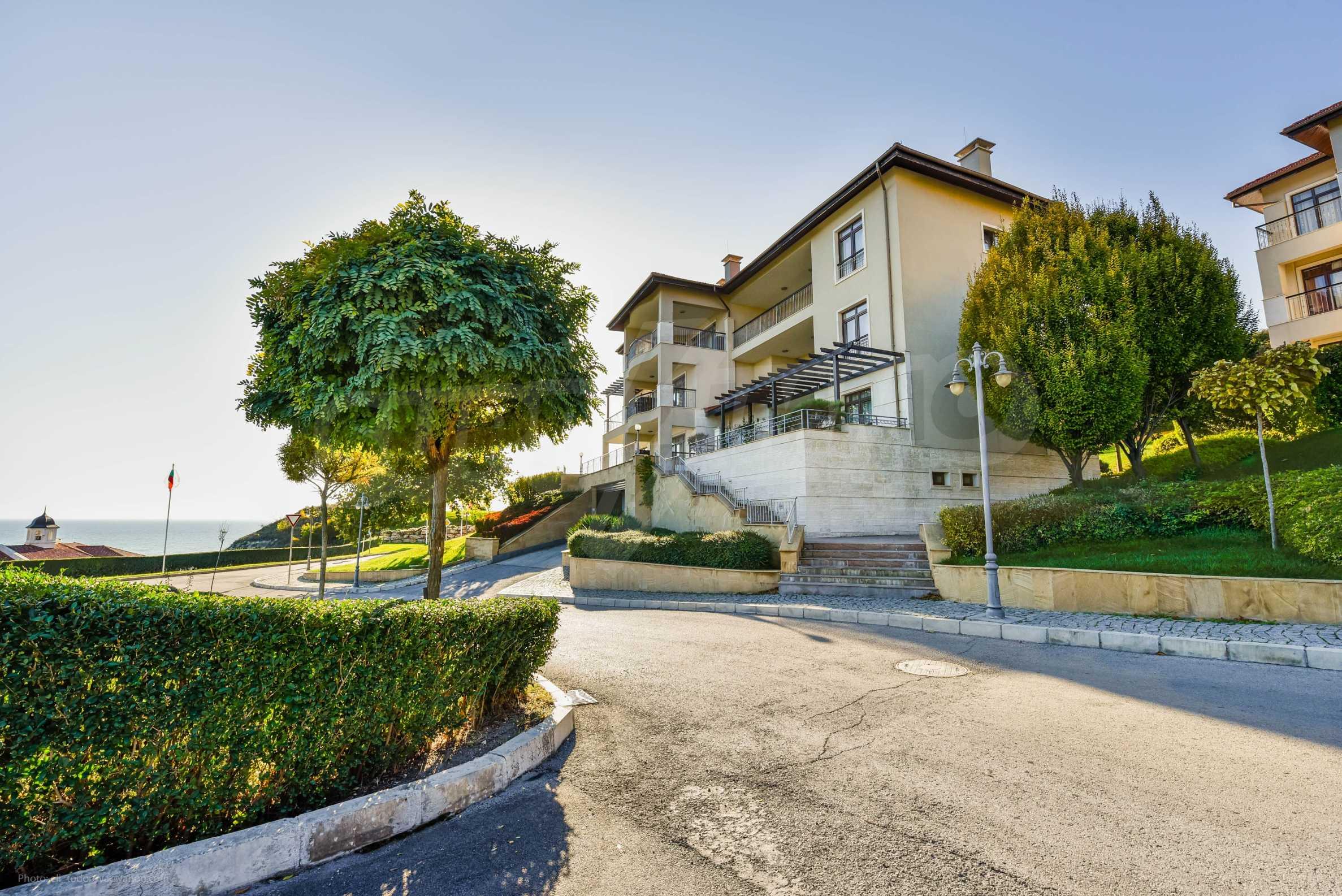 Thracian Cliffs Golf & Beach Resort - гольф-курорт мирового класса 12