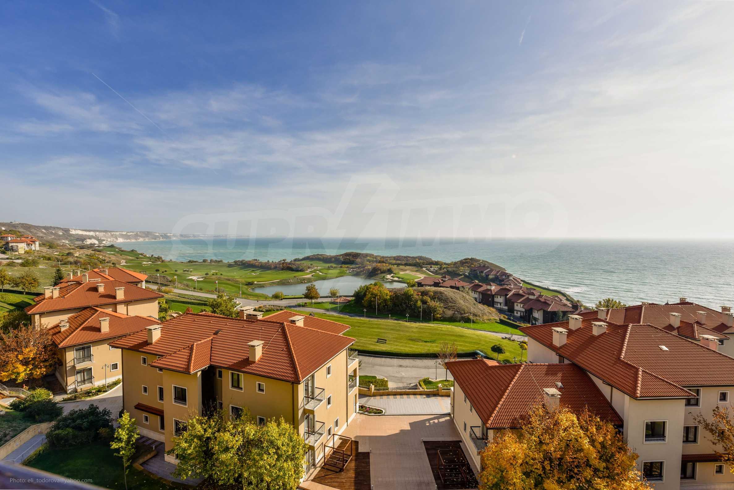 Thracian Cliffs Golf & Beach Resort - гольф-курорт мирового класса 1