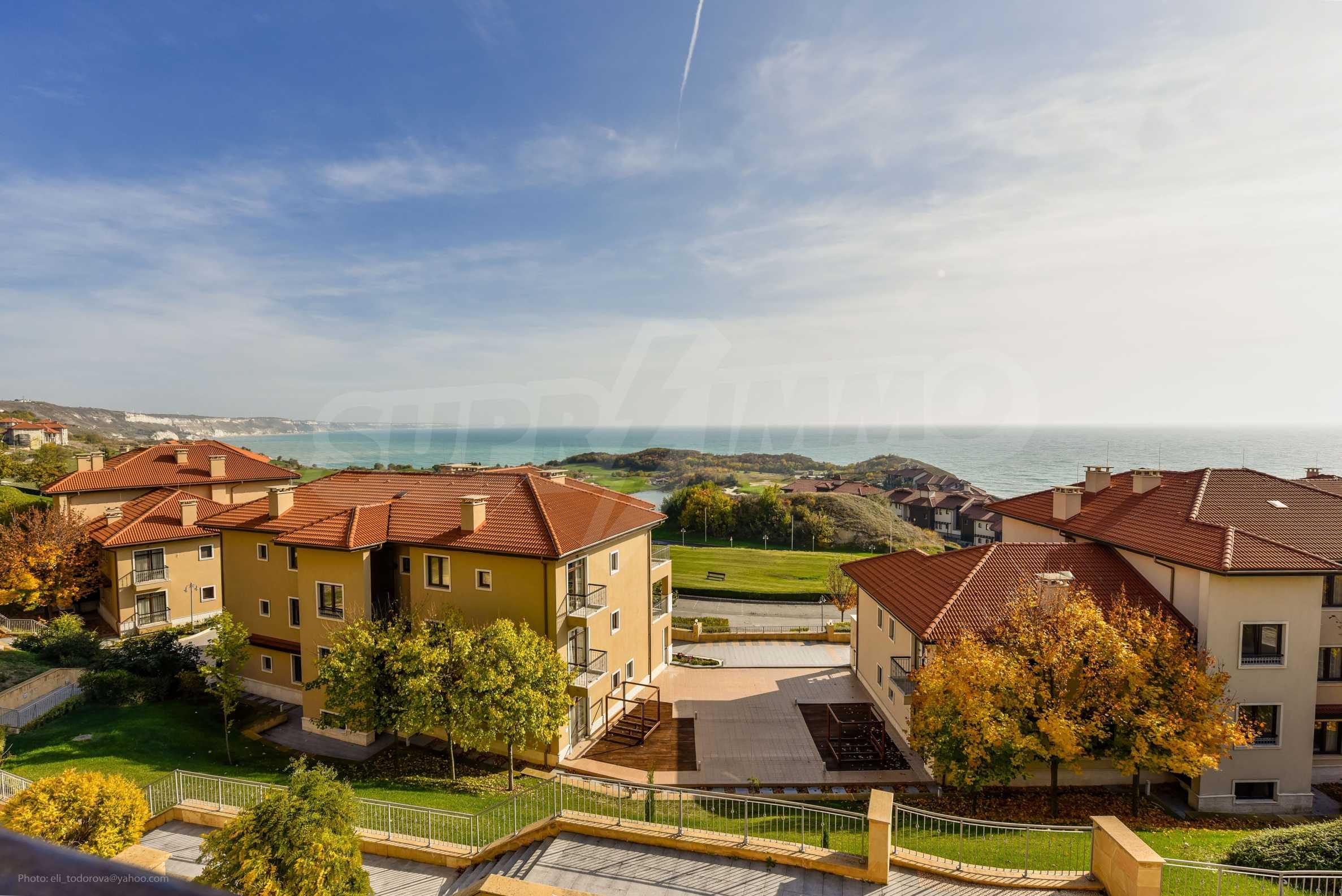 Thracian Cliffs Golf & Beach Resort - гольф-курорт мирового класса 3