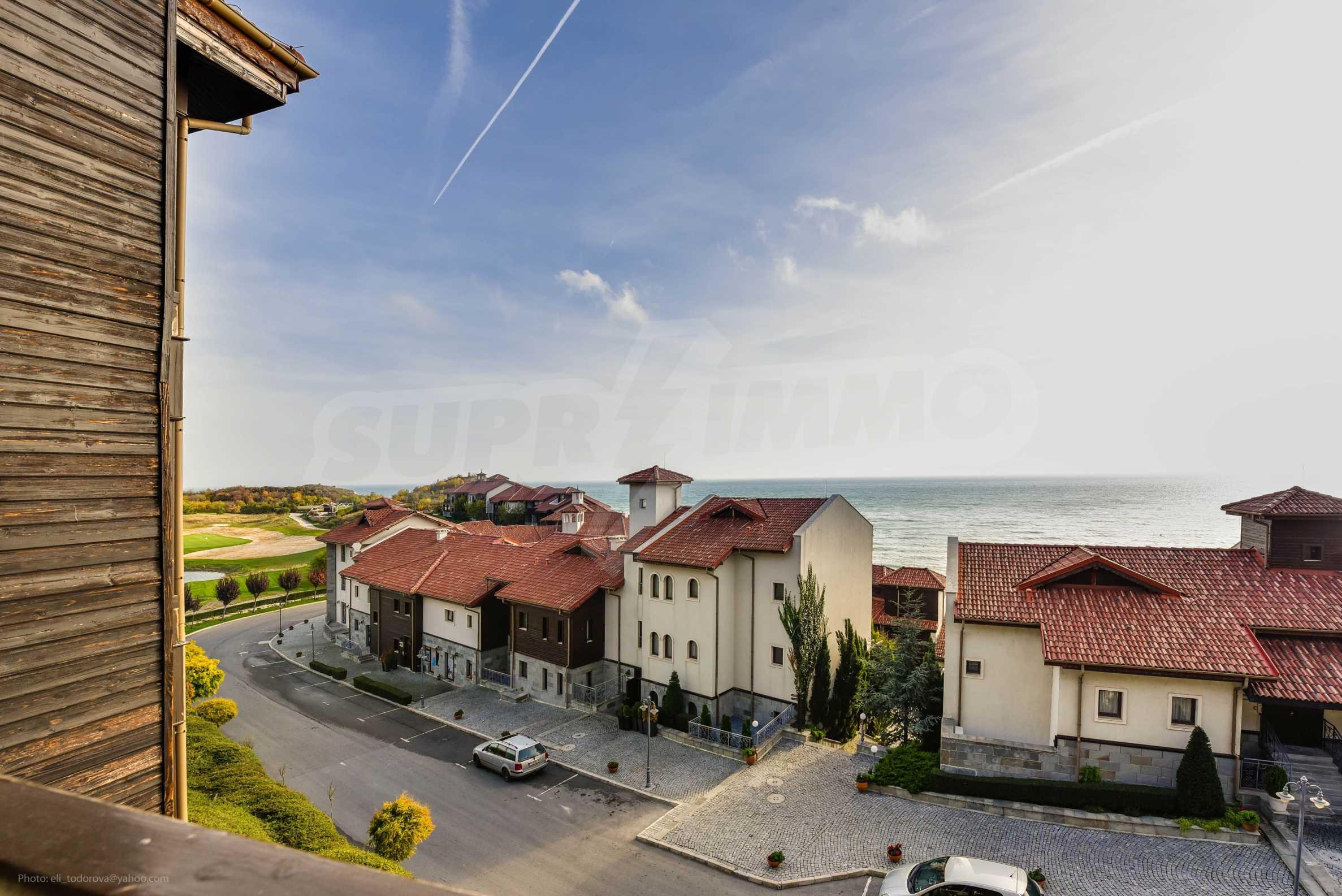 Thracian Cliffs Golf & Beach Resort - гольф-курорт мирового класса 7