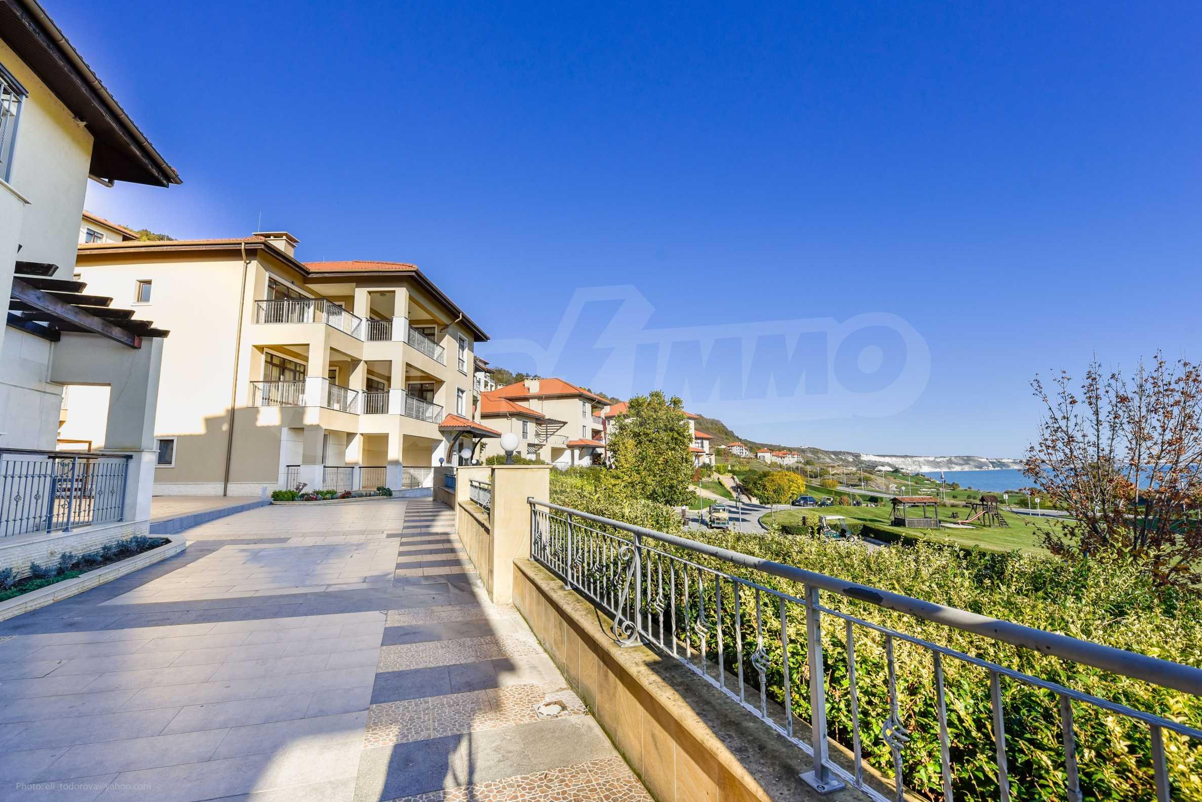 Thracian Cliffs Golf & Beach Resort - гольф-курорт мирового класса 8