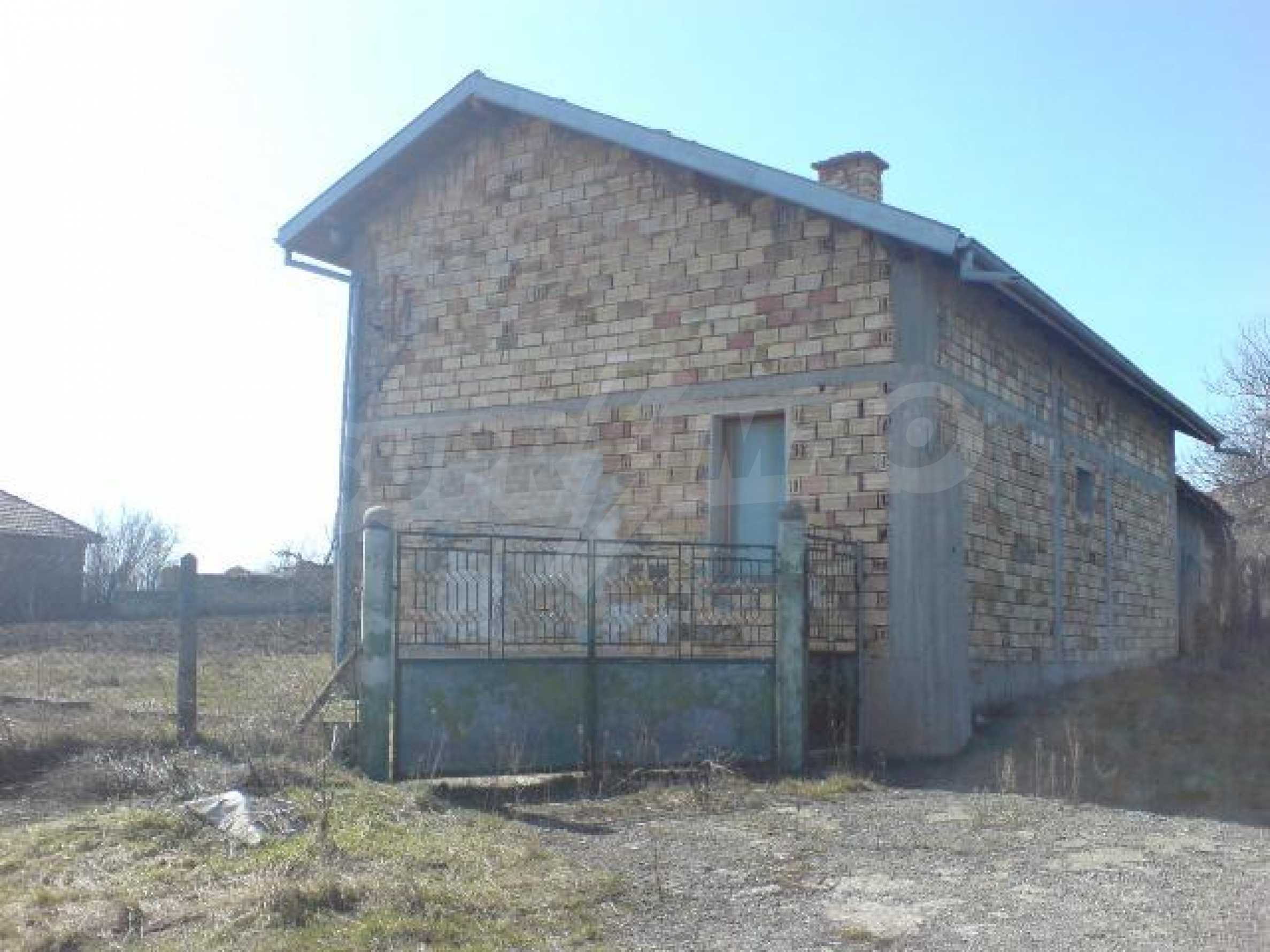 Newly-constructed house in Koprivets village, Ruse district 2