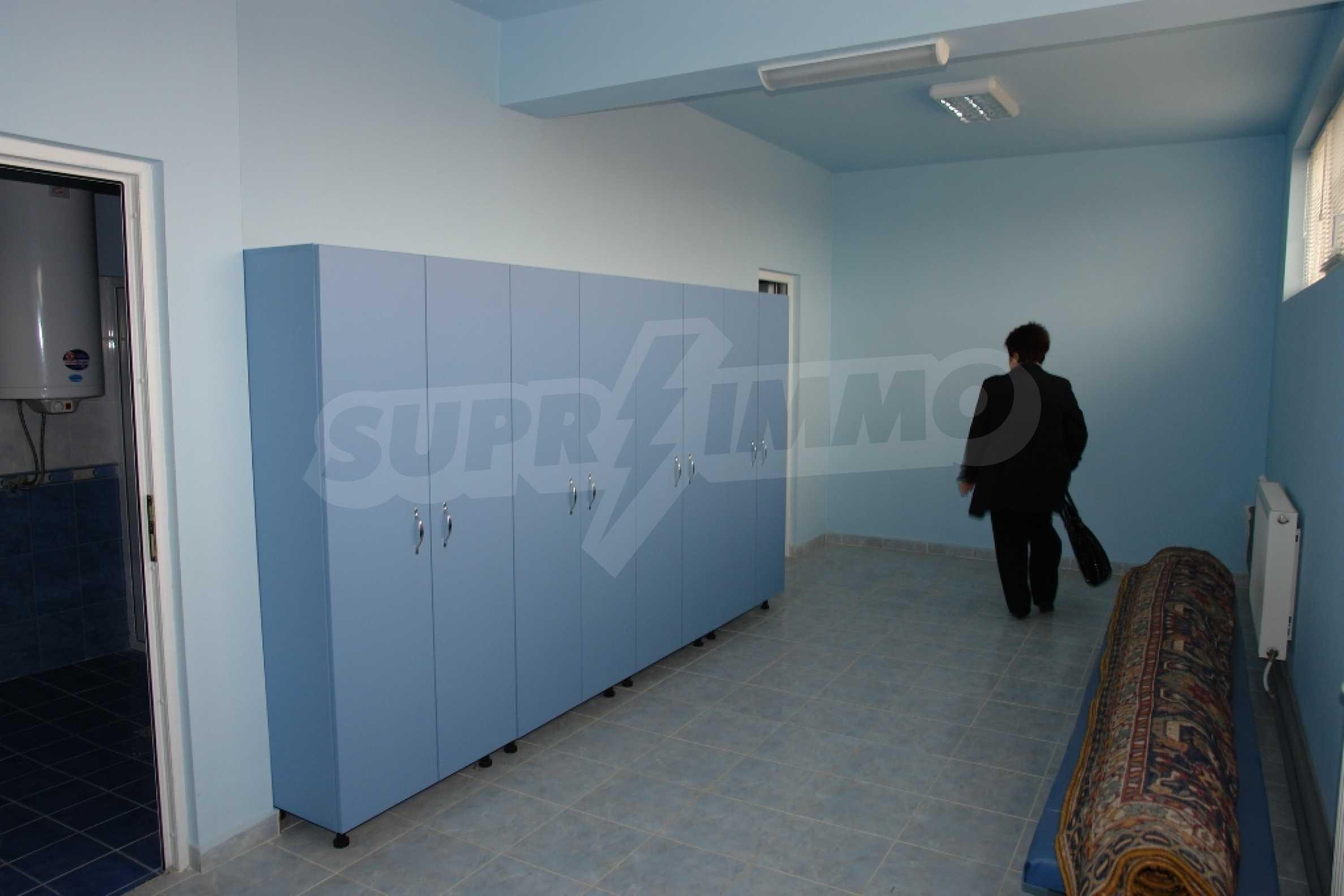 Индустриално-пакетажна база в град Мартен, Русенска област 9