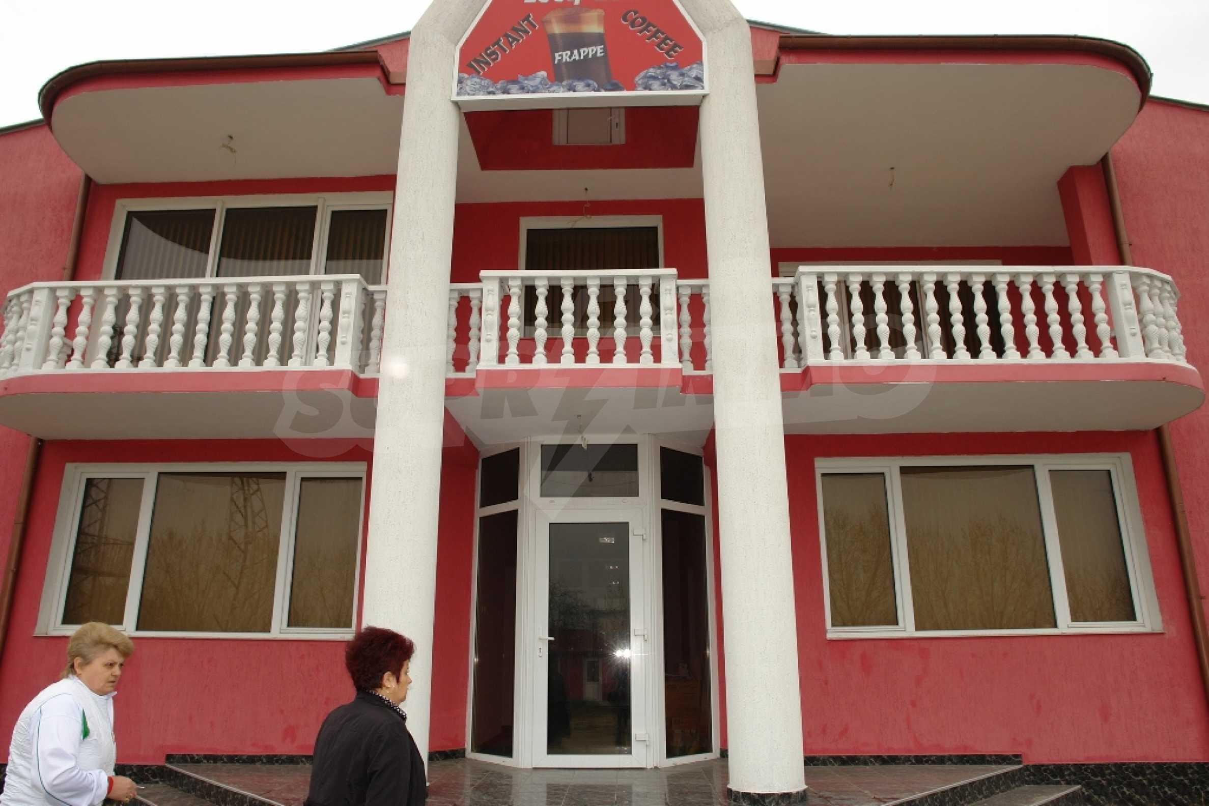 Индустриално-пакетажна база в град Мартен, Русенска област 3