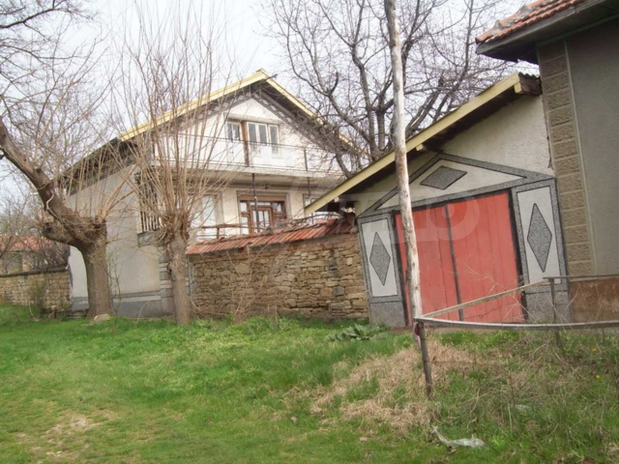 Nice house in well developed village  20