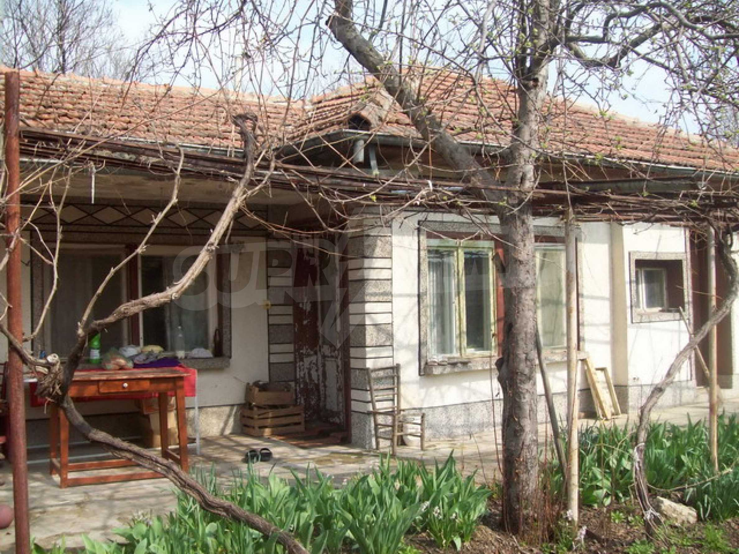 Nice house in well developed village  22