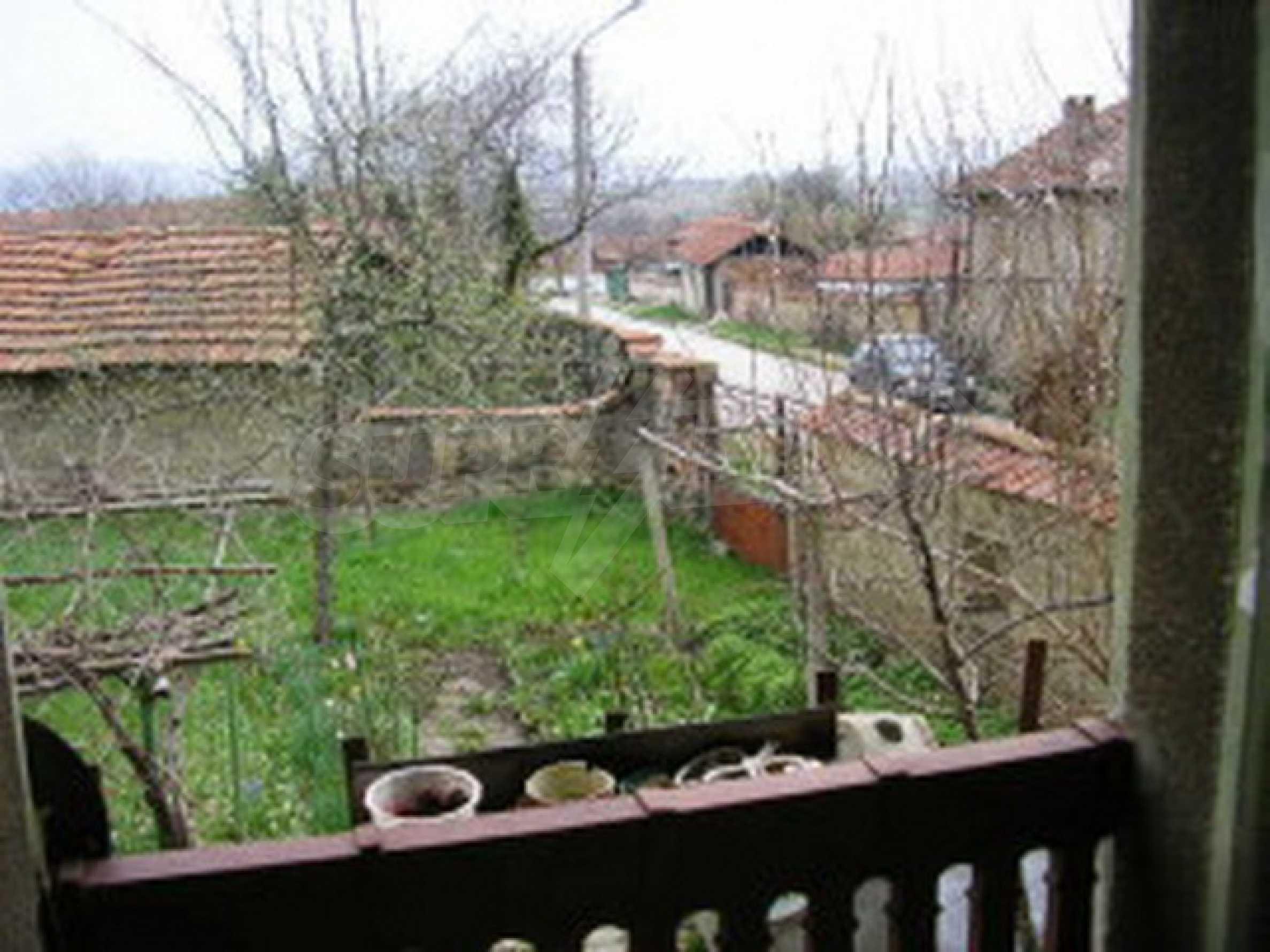 Старинный дом 9