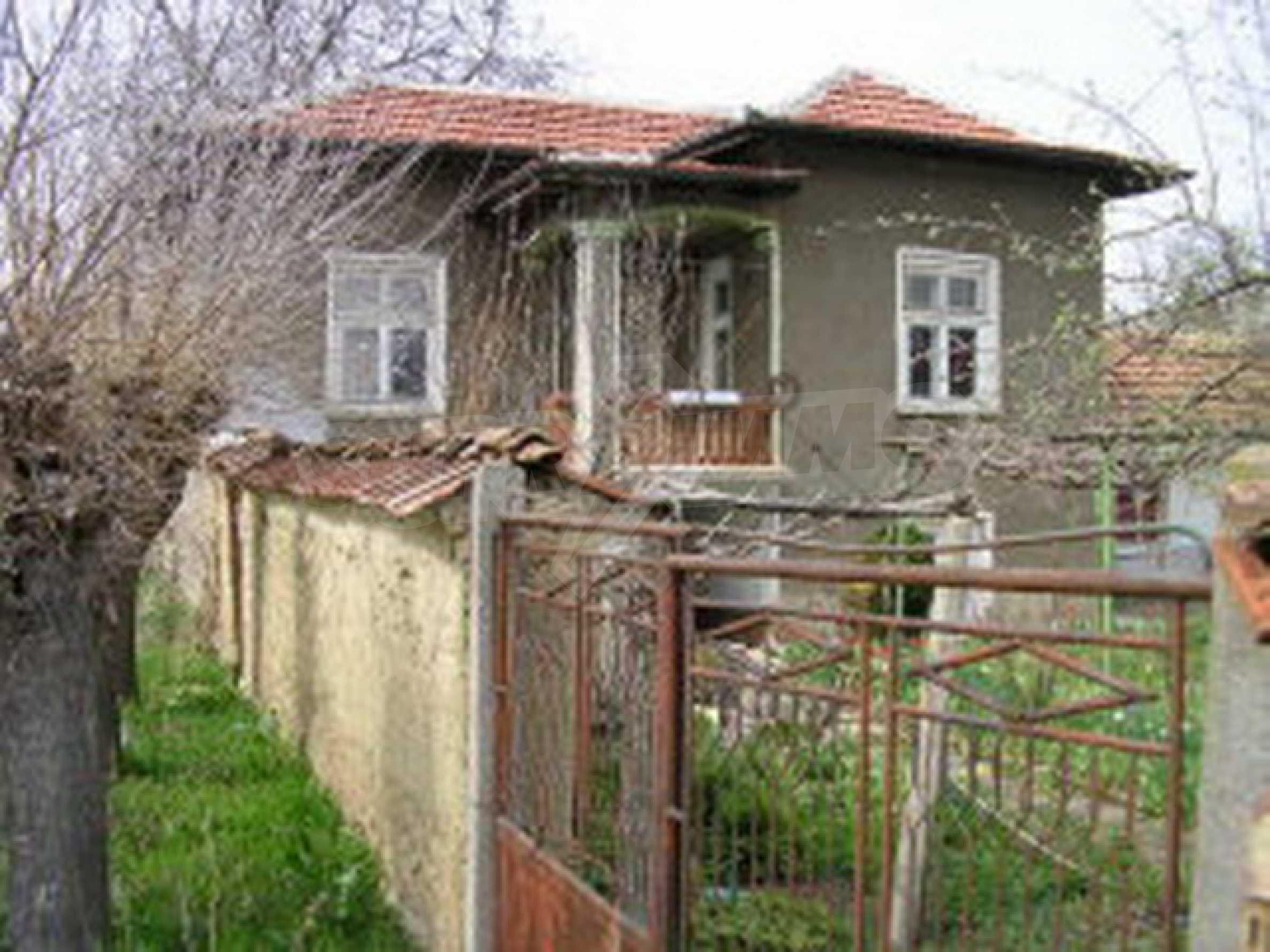 Старинный дом 1