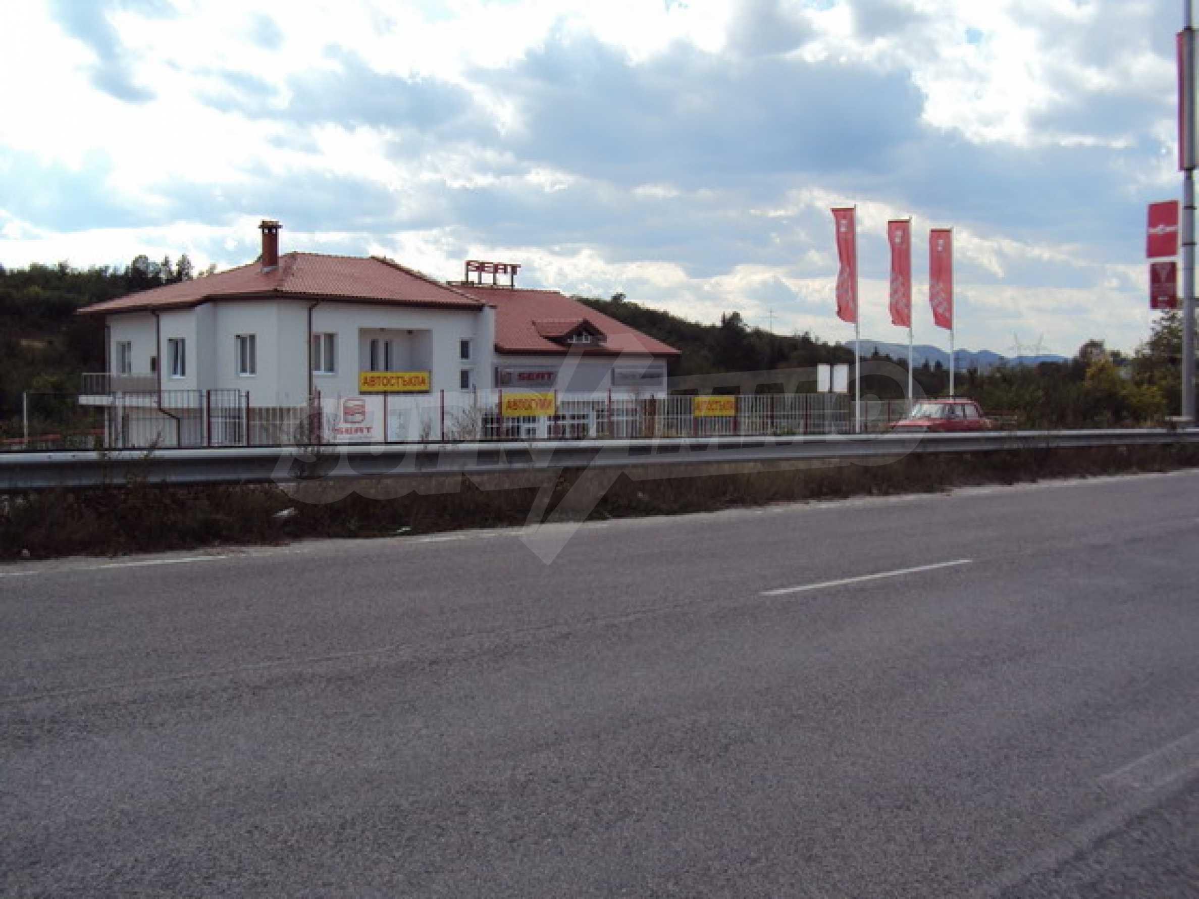 Plot for commercial development 14