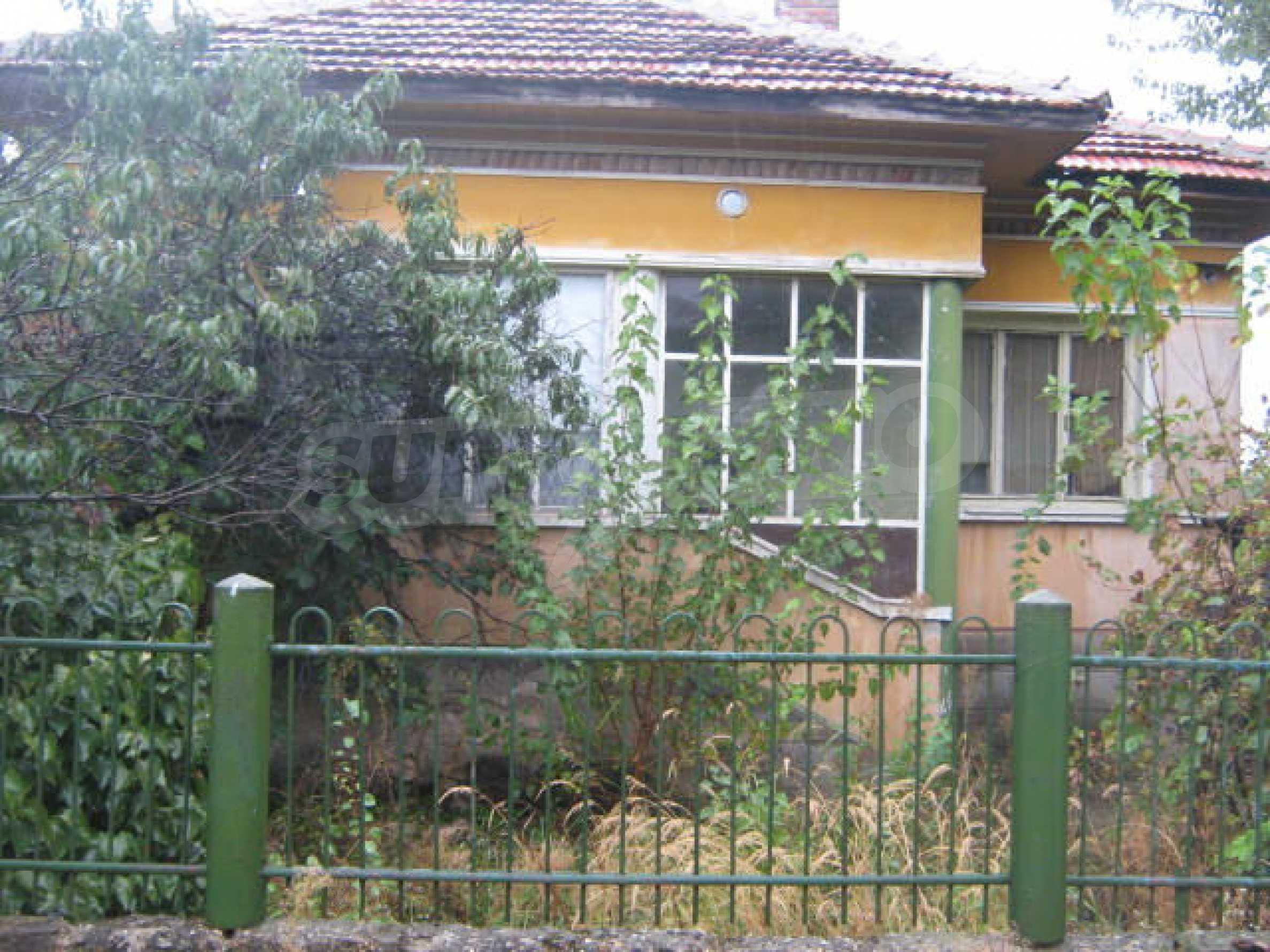 Хубава селска къща близо до р.Дунав