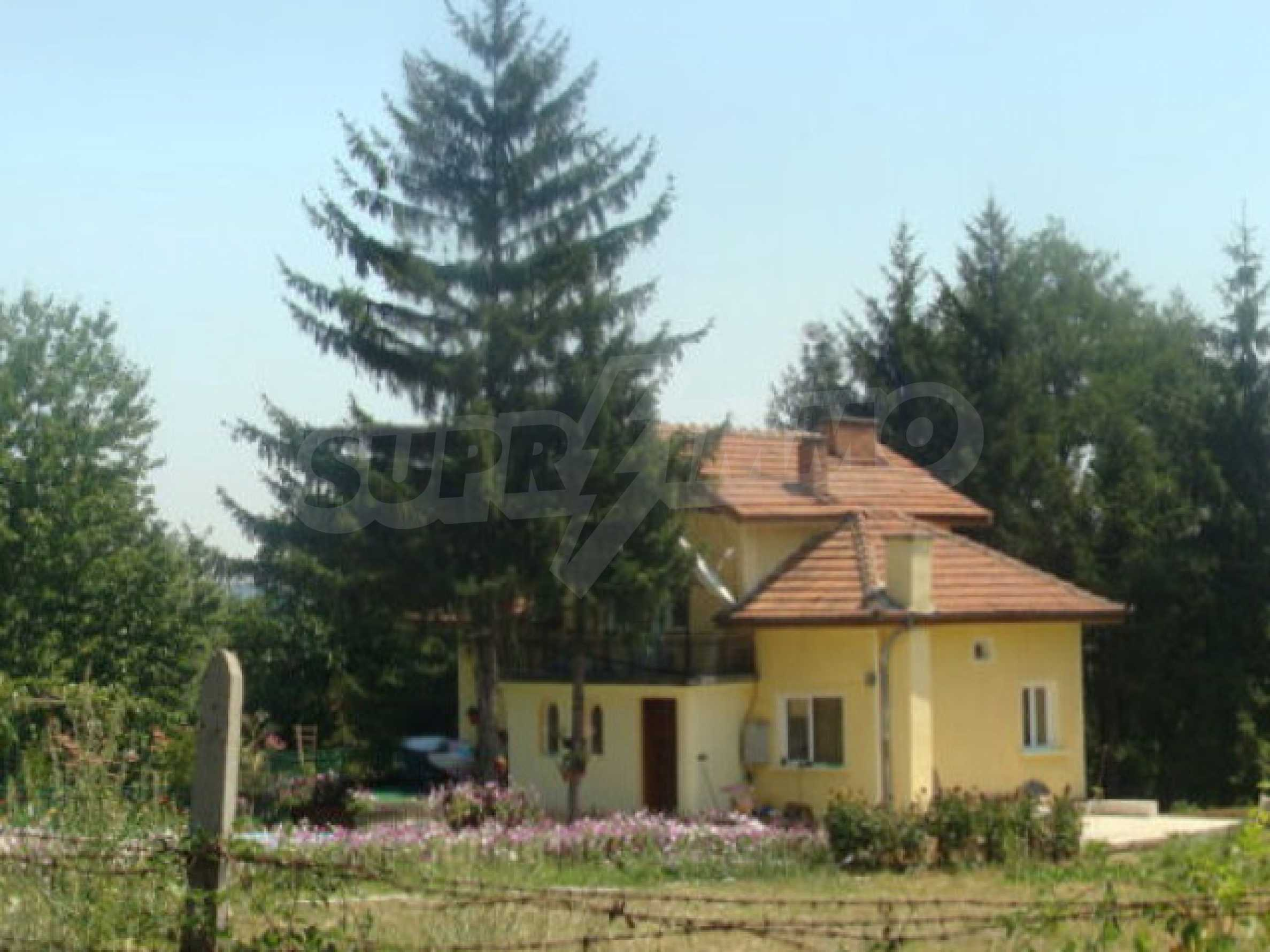 Fabulous villa near river