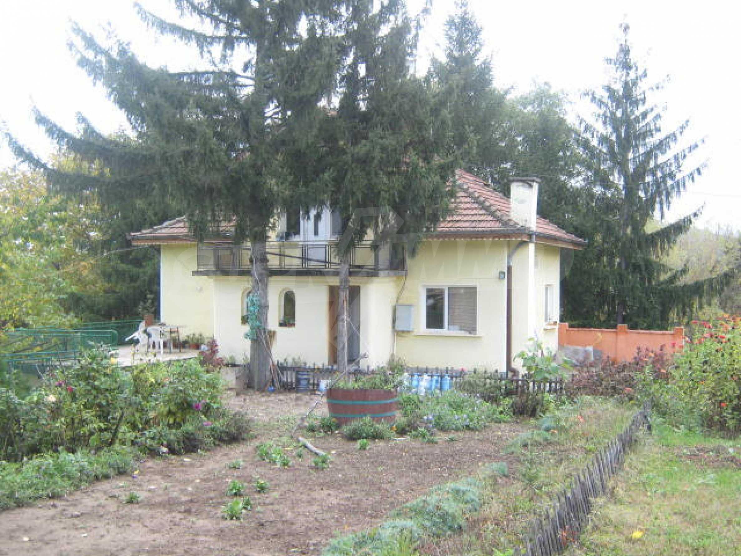 Fabulous villa near river 1