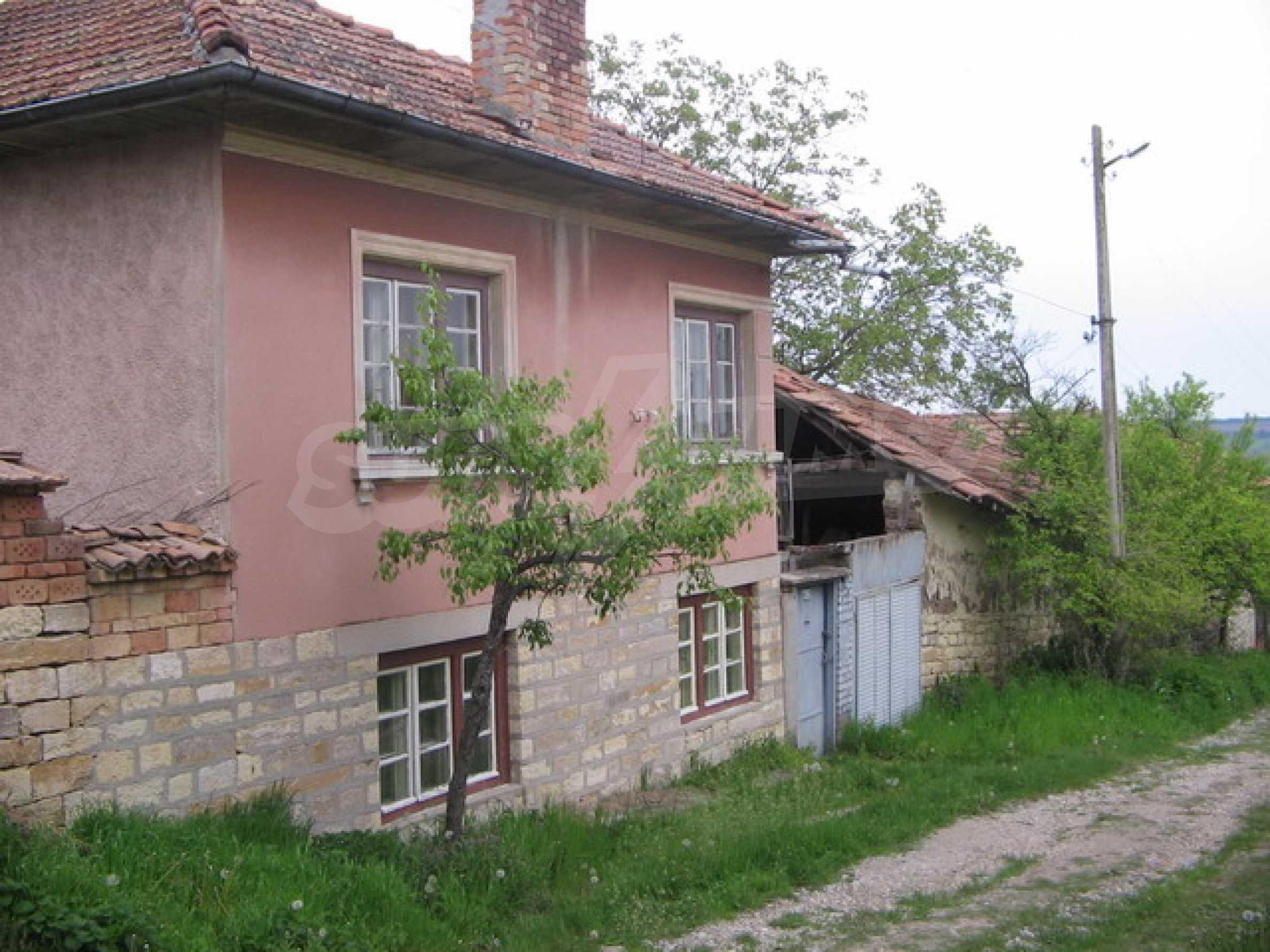 village house 18