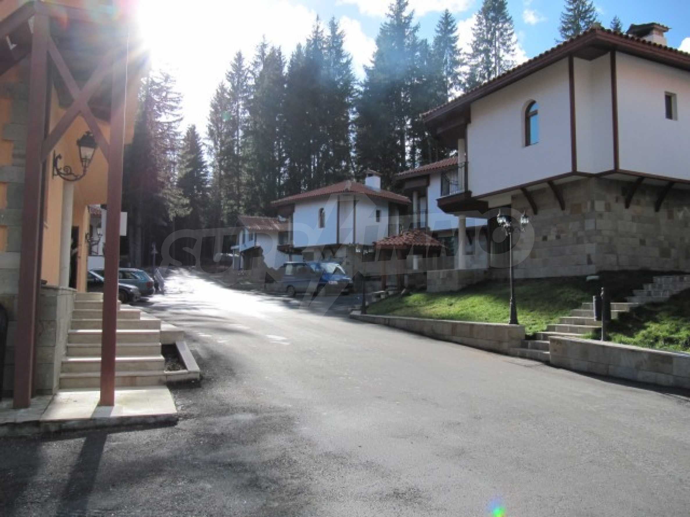 Studio for sale in Forest Glade complex in Pamporovo 14