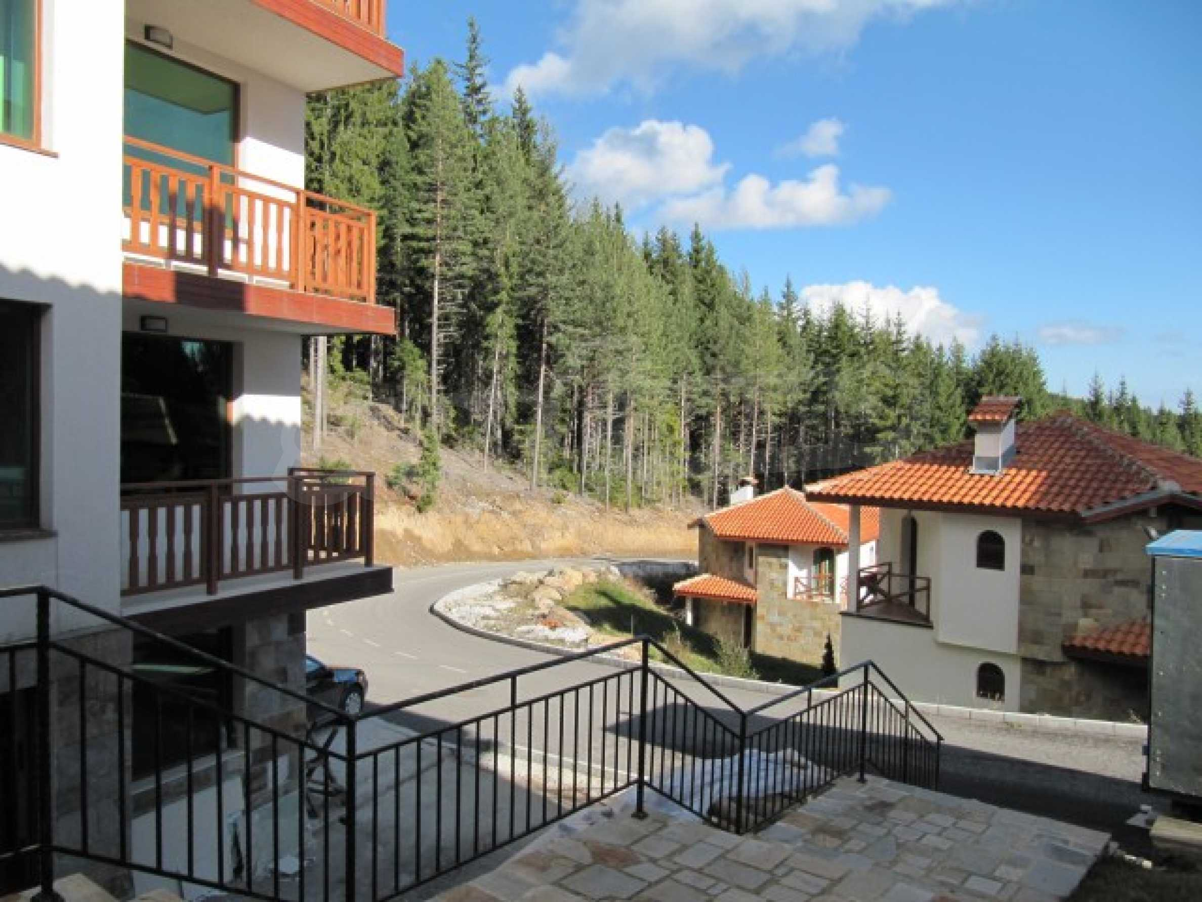 Studio for sale in Forest Glade complex in Pamporovo 1