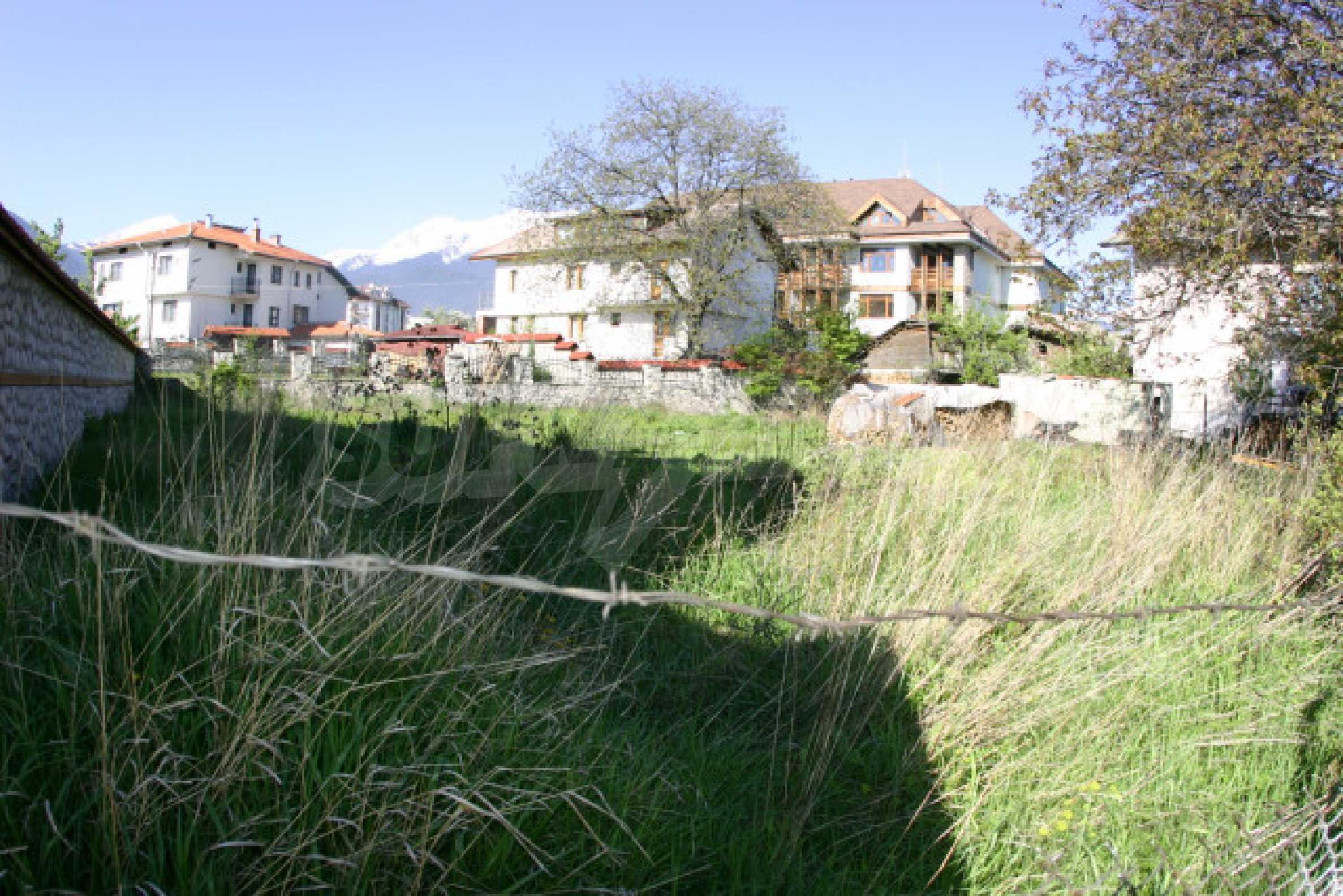Regulated plot in Bansko  4
