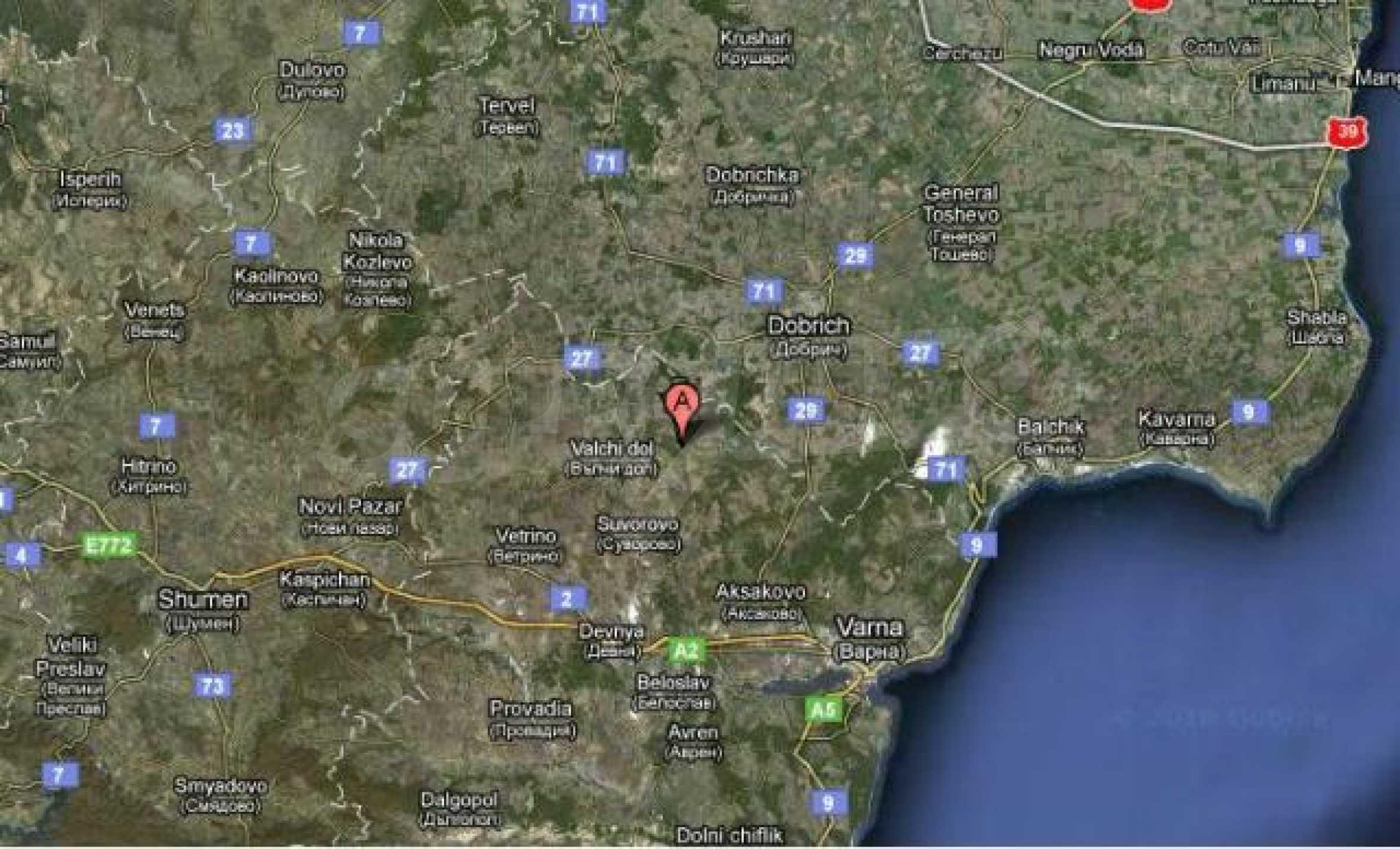 Дом в красивом тихом селе около г. Добрич и Варна 3