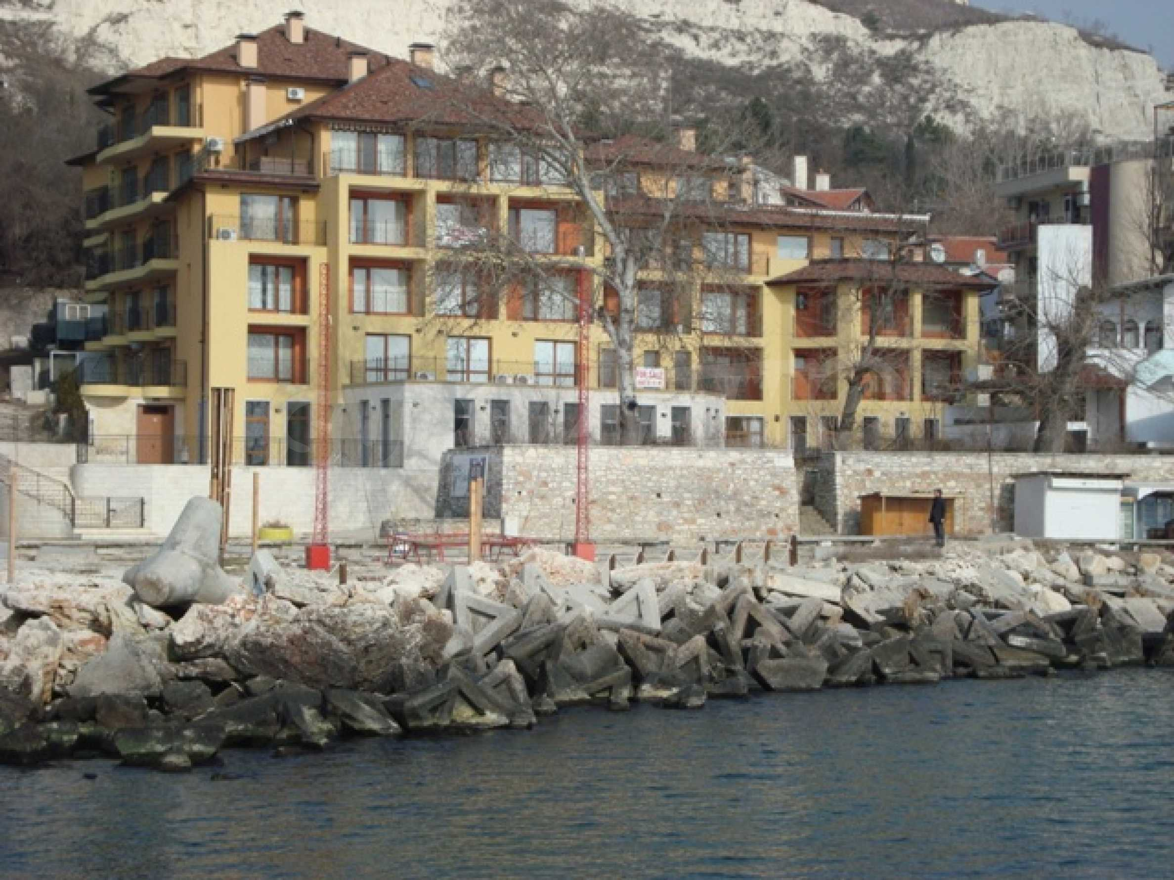 First line from the water in Balchik 4