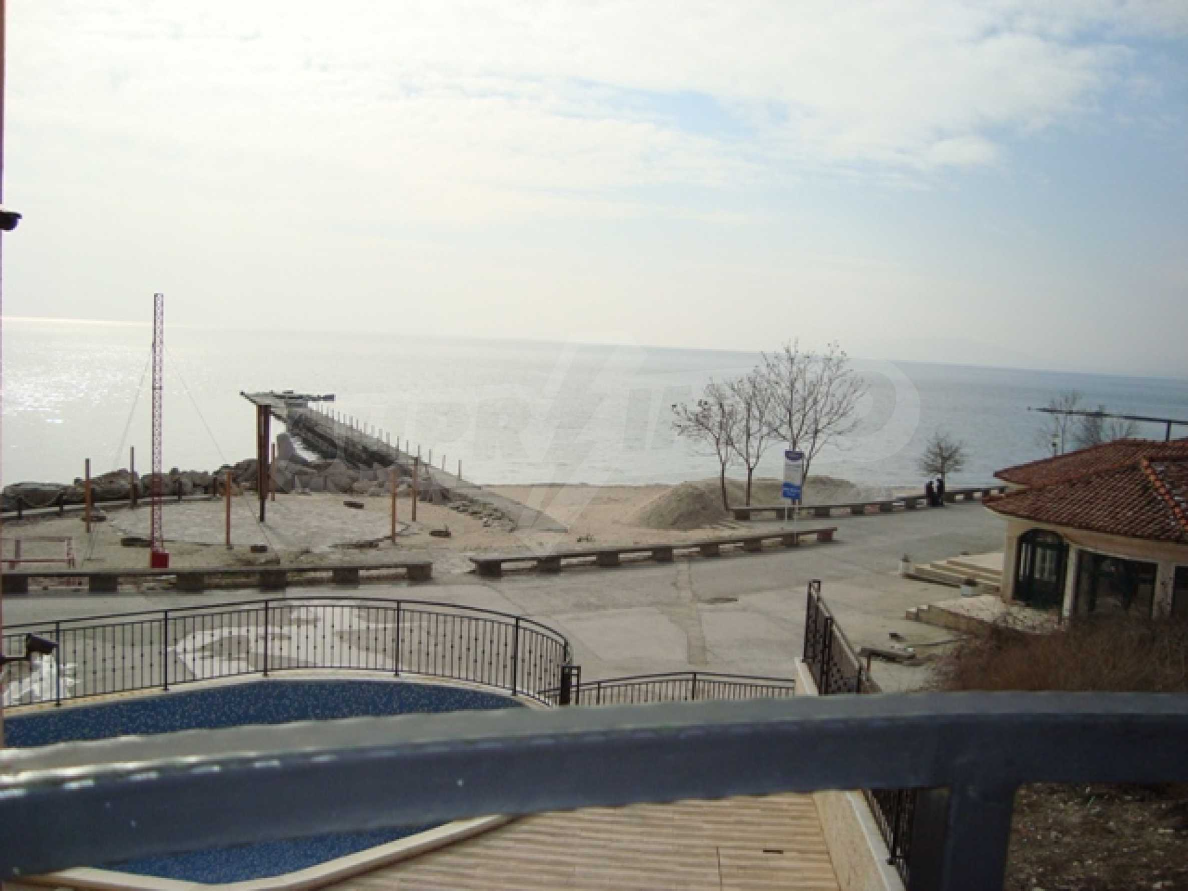 First line from the water in Balchik 14