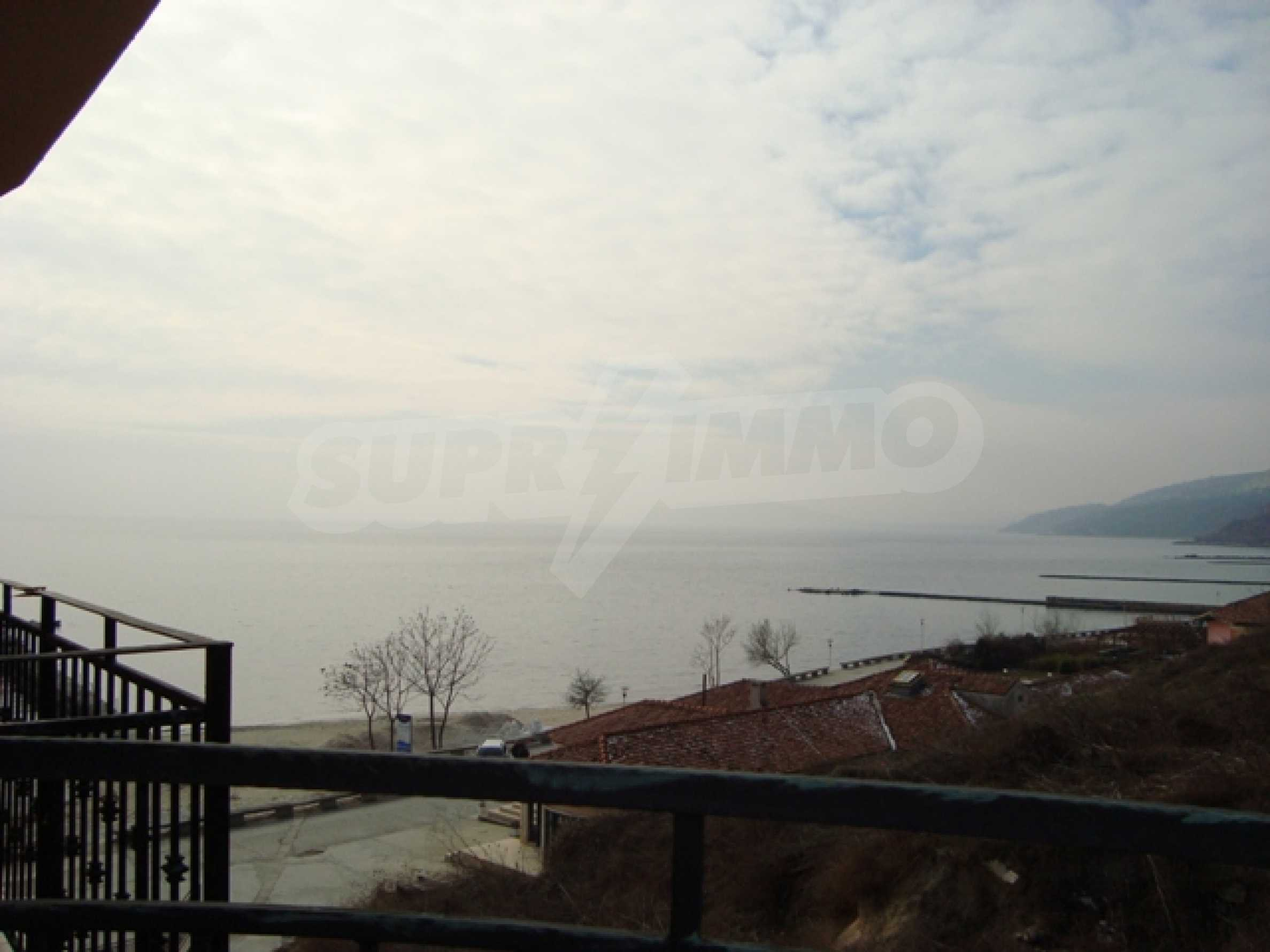 First line from the water in Balchik 22