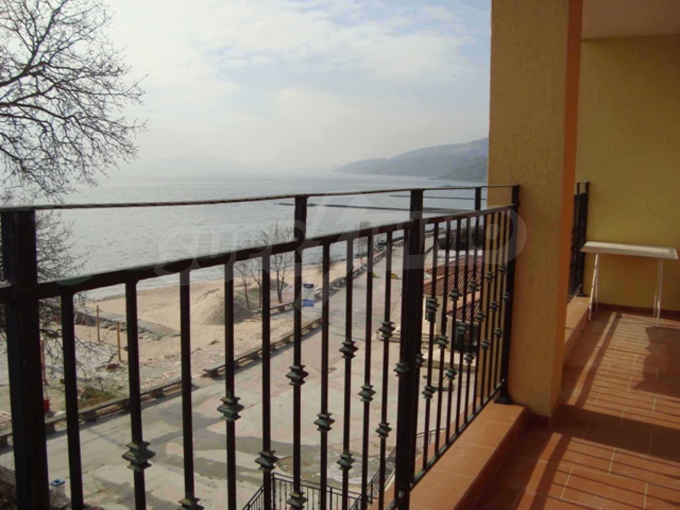First line from the water in Balchik 33