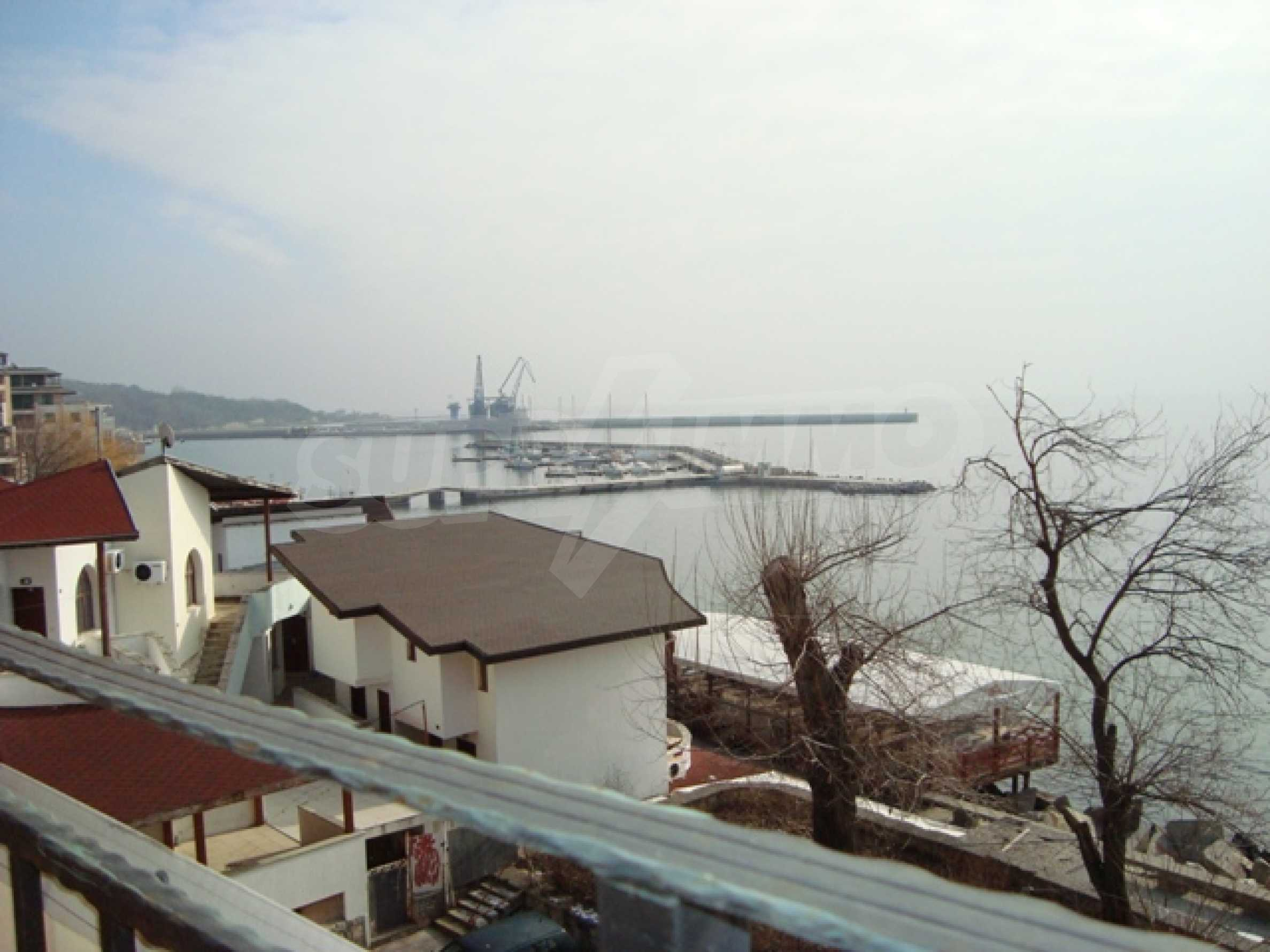 First line from the water in Balchik 34