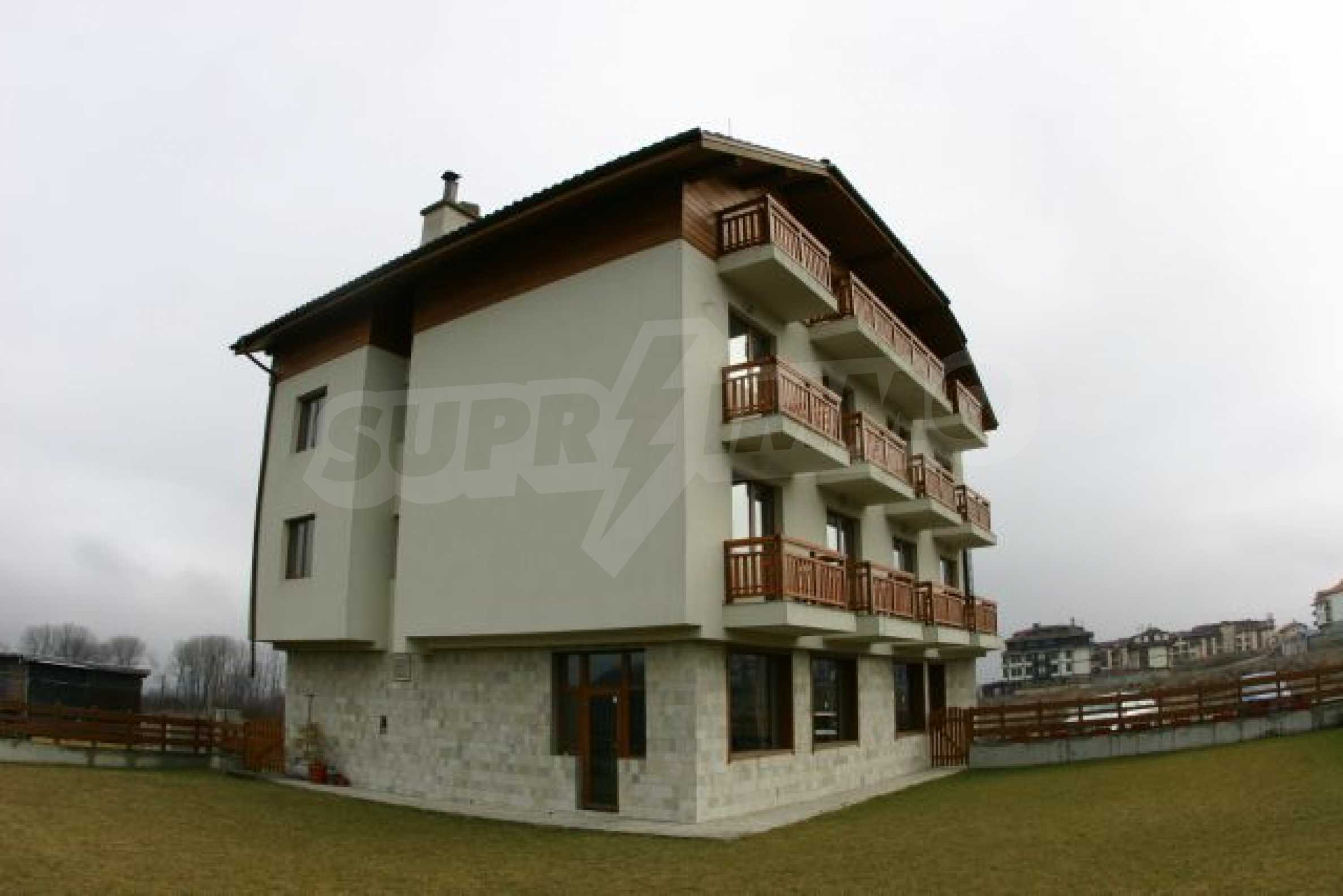 Fully furnished and equipped hotel in an excellent condition in Bansko