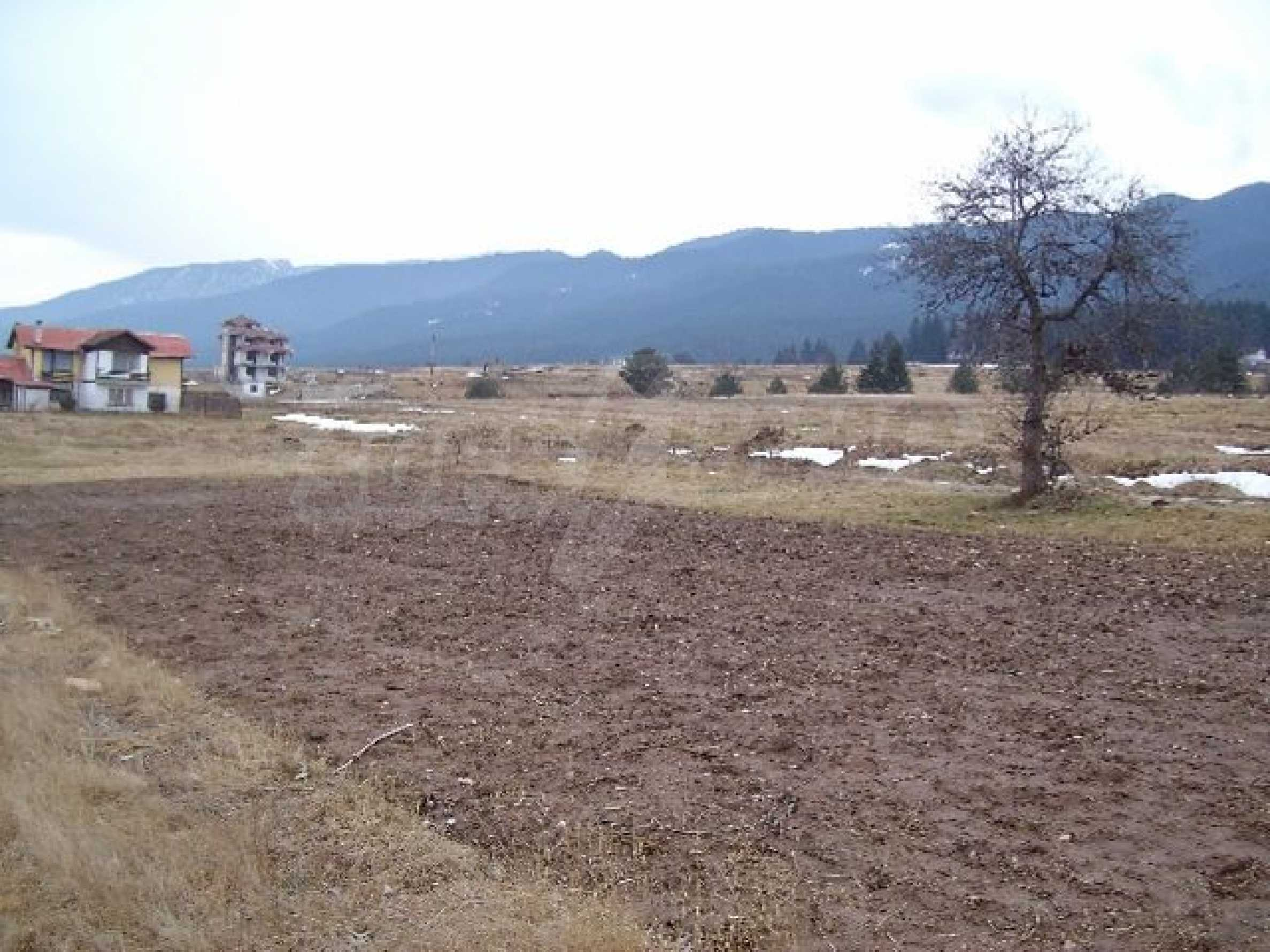 Generously-proportioned plot of land in good area 6