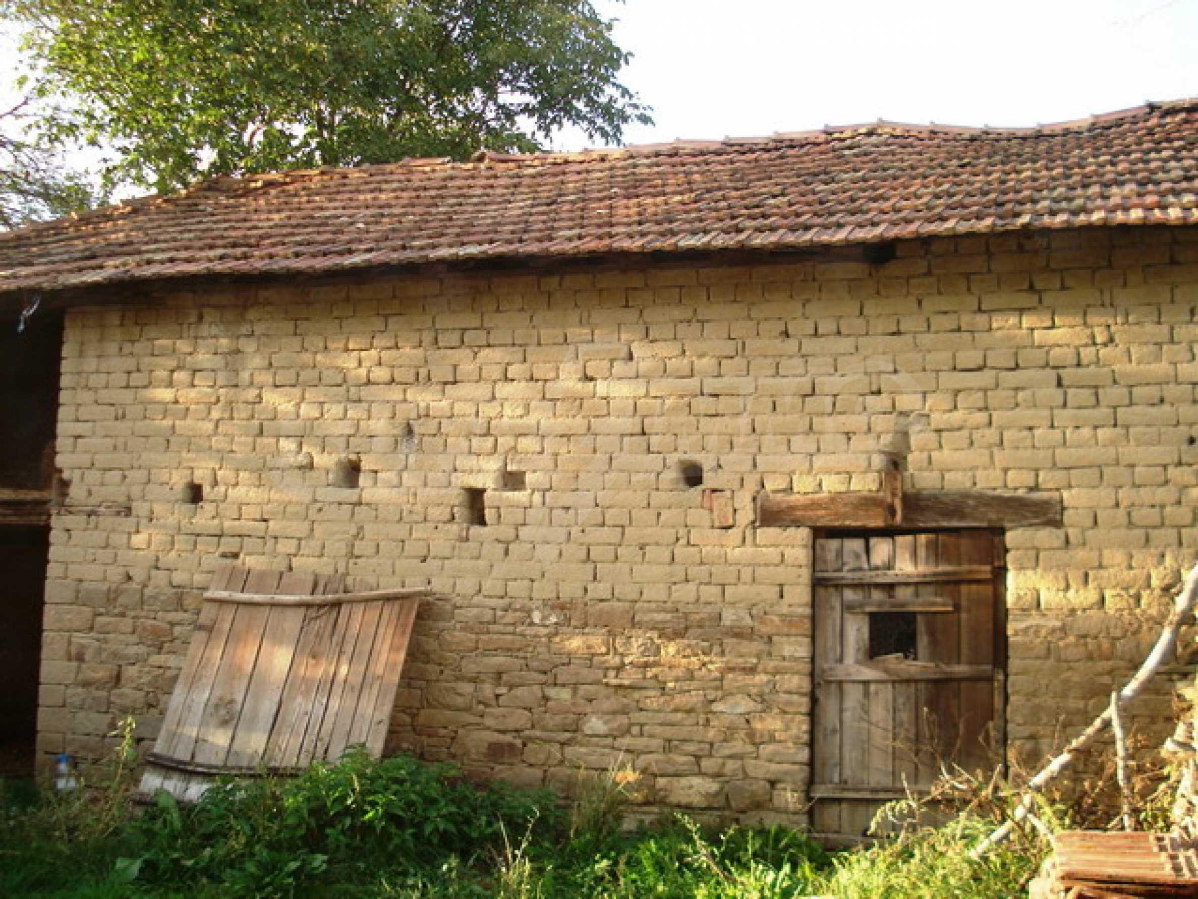Brick-built village house 9