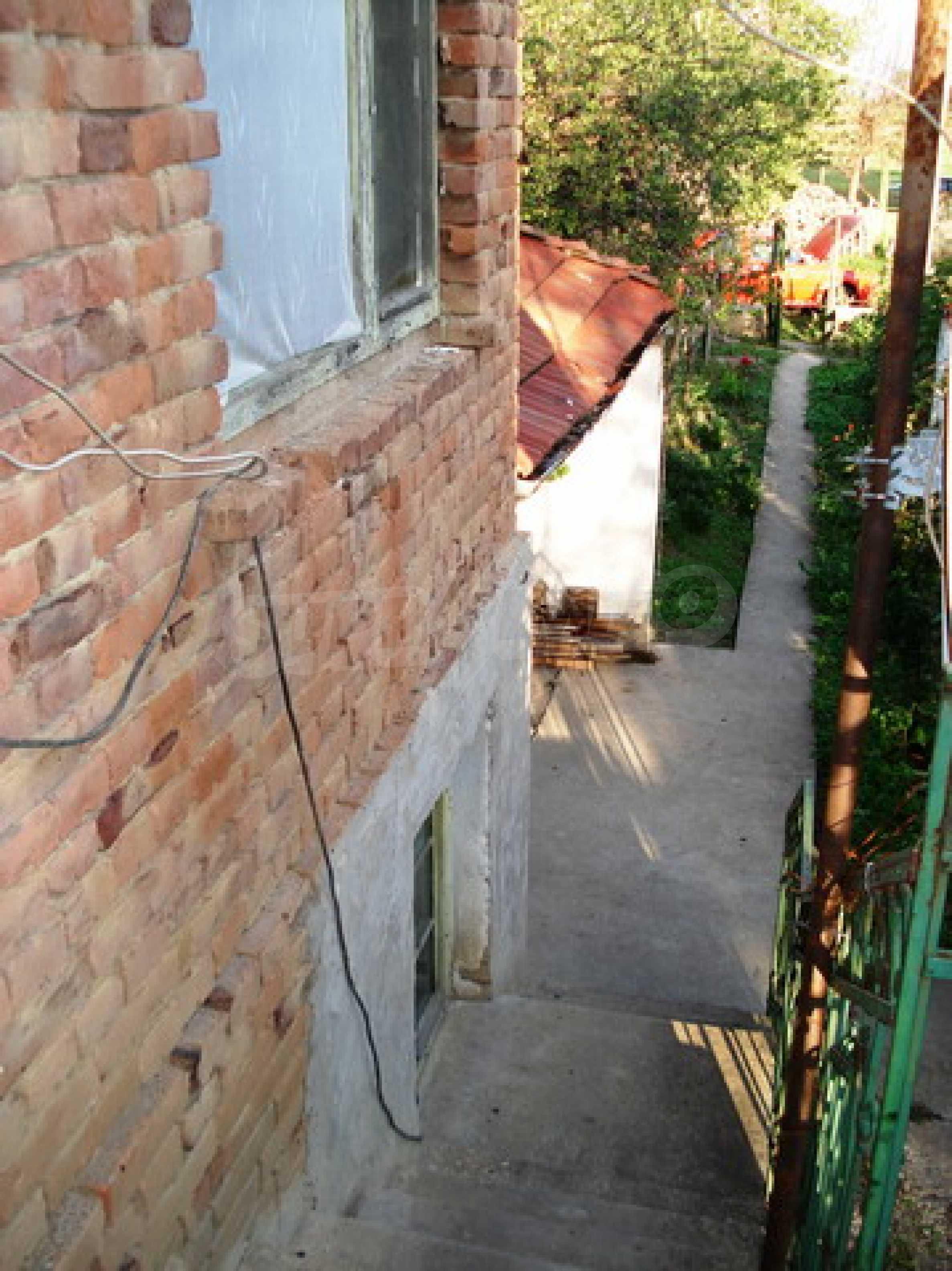 Brick-built village house 3