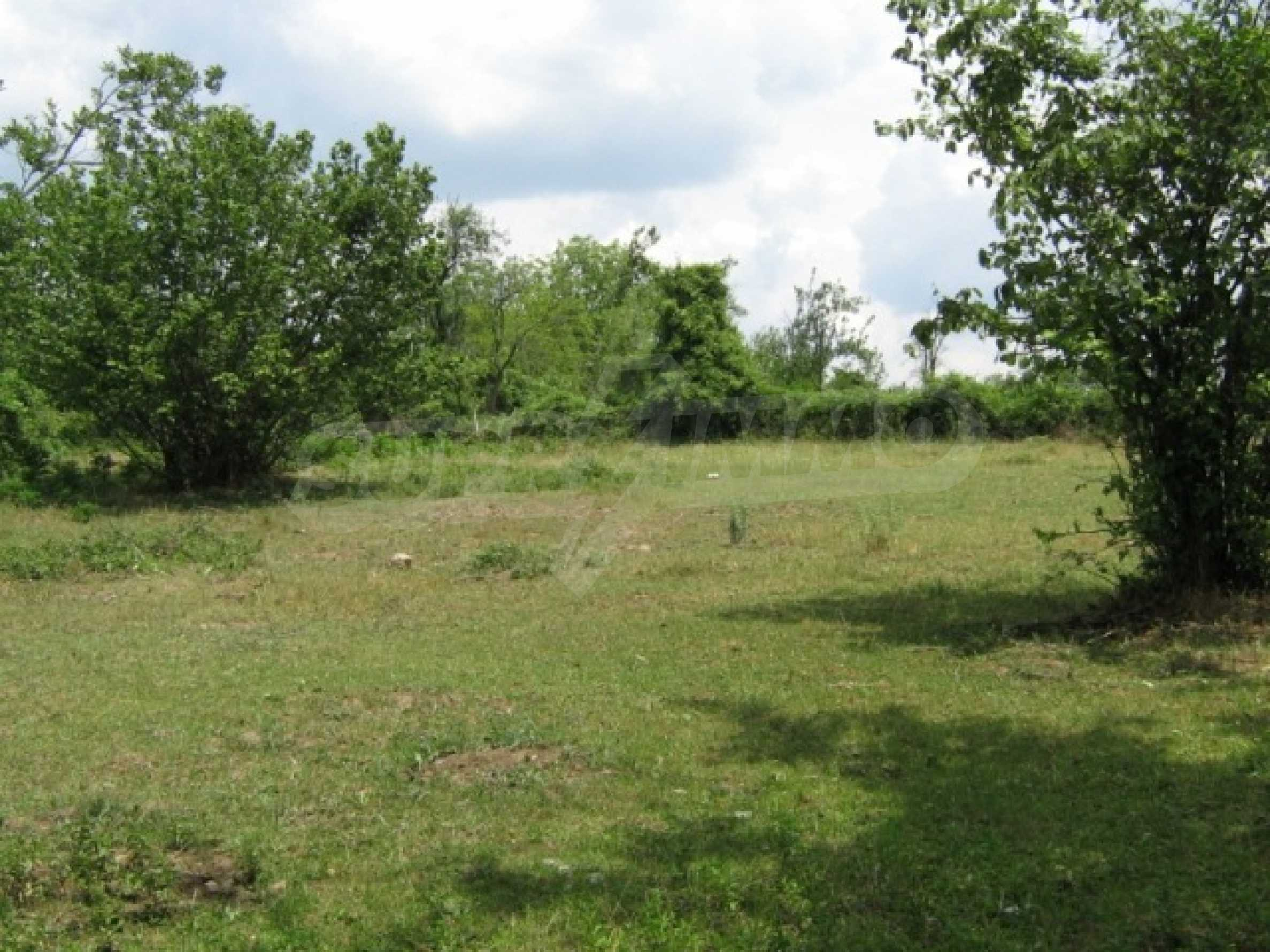 A regulated plot for sale in the village of Markovo 1