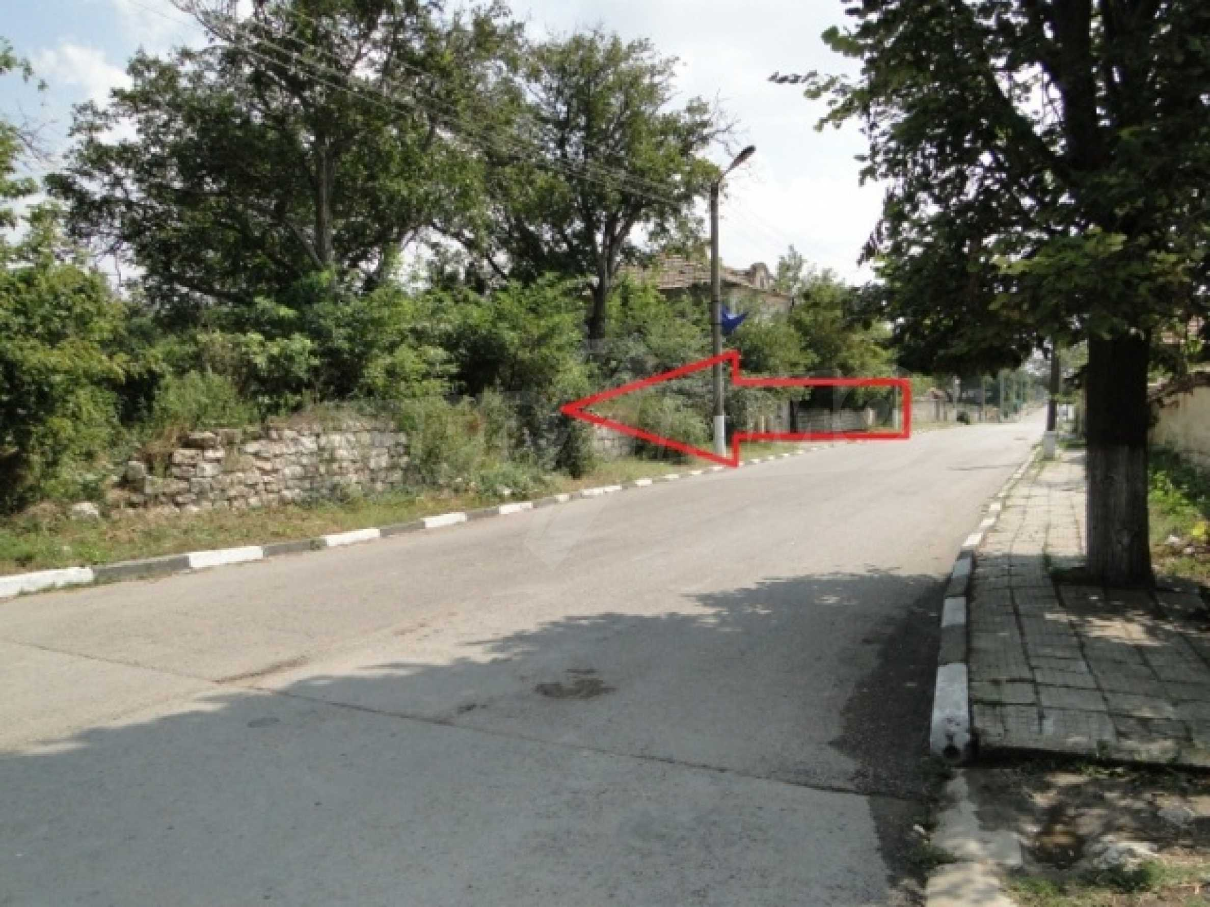 A regulated plot for sale in the village of Markovo 5