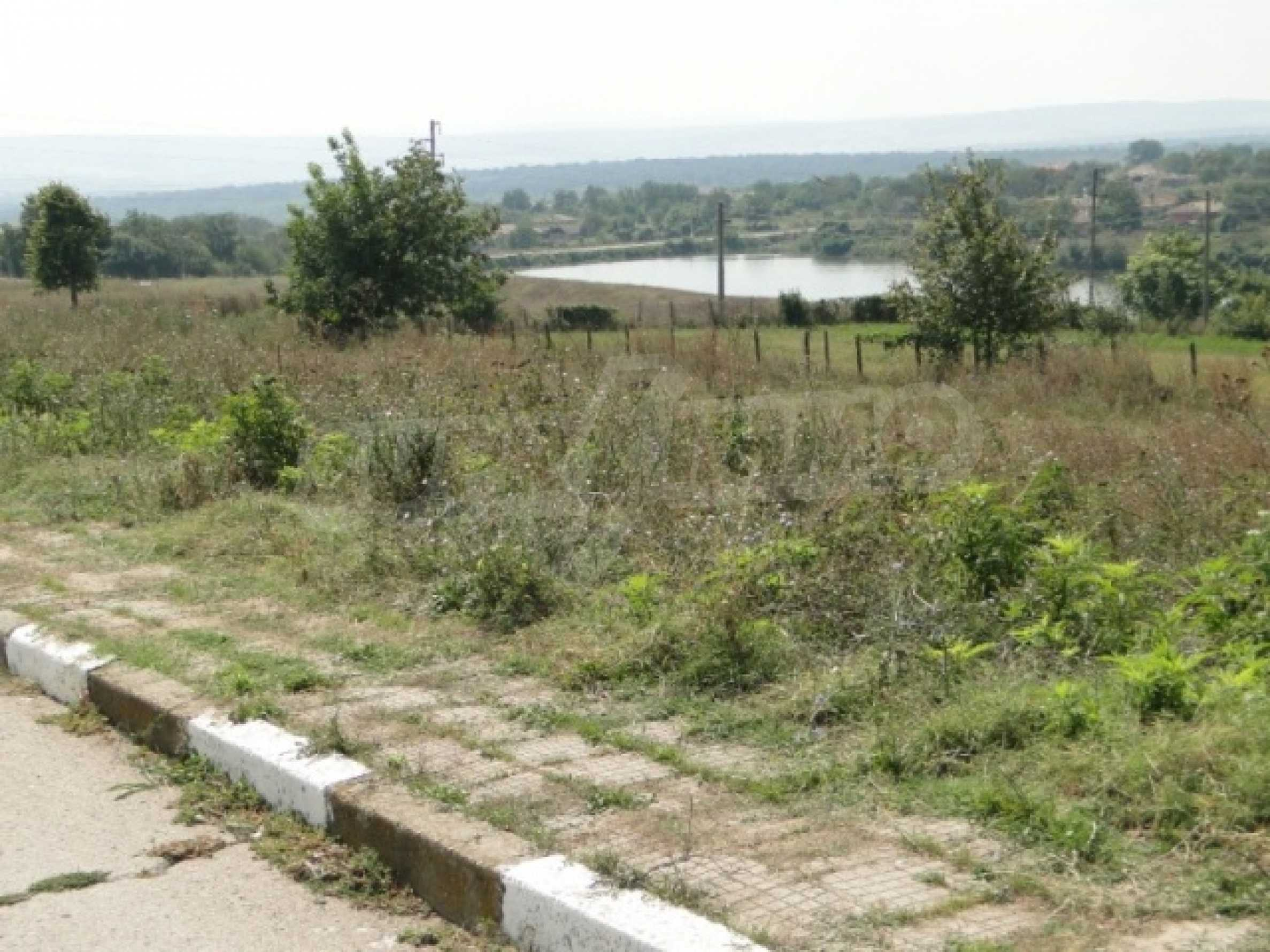 A regulated plot for sale in the village of Markovo 7
