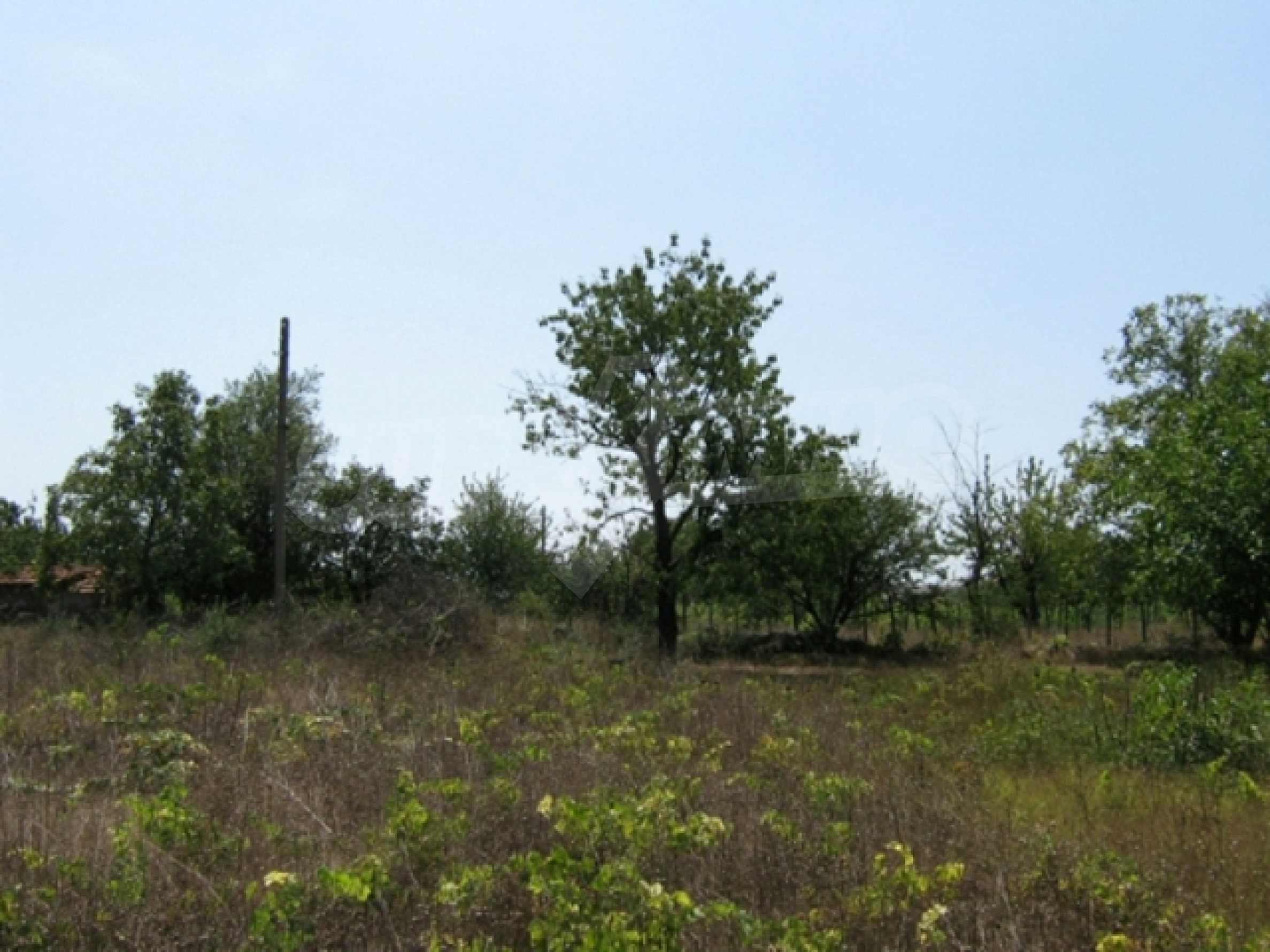 Plot in the town of Kavarna