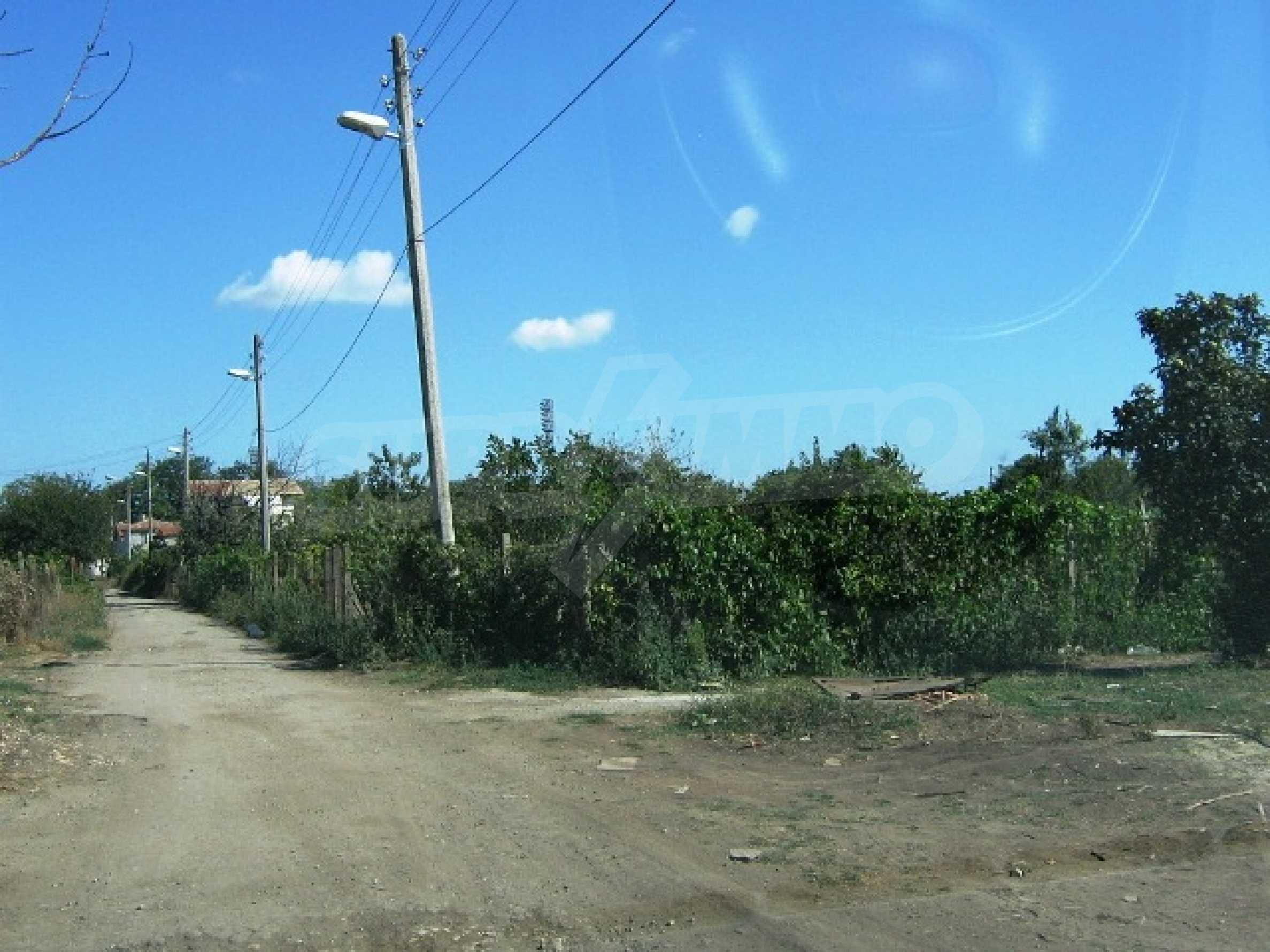 Plot in the town of Kavarna 2