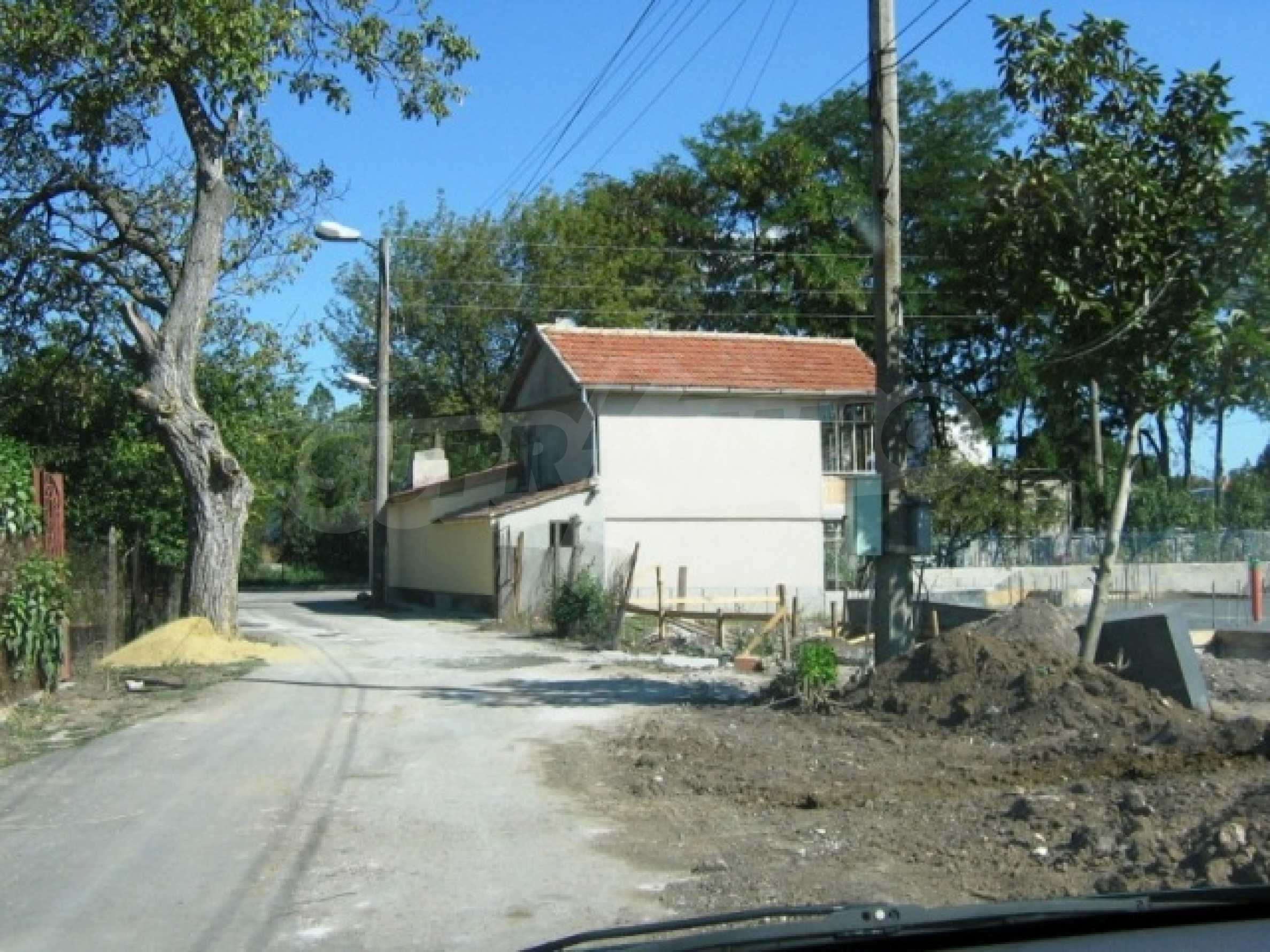 Plot in the town of Kavarna 3