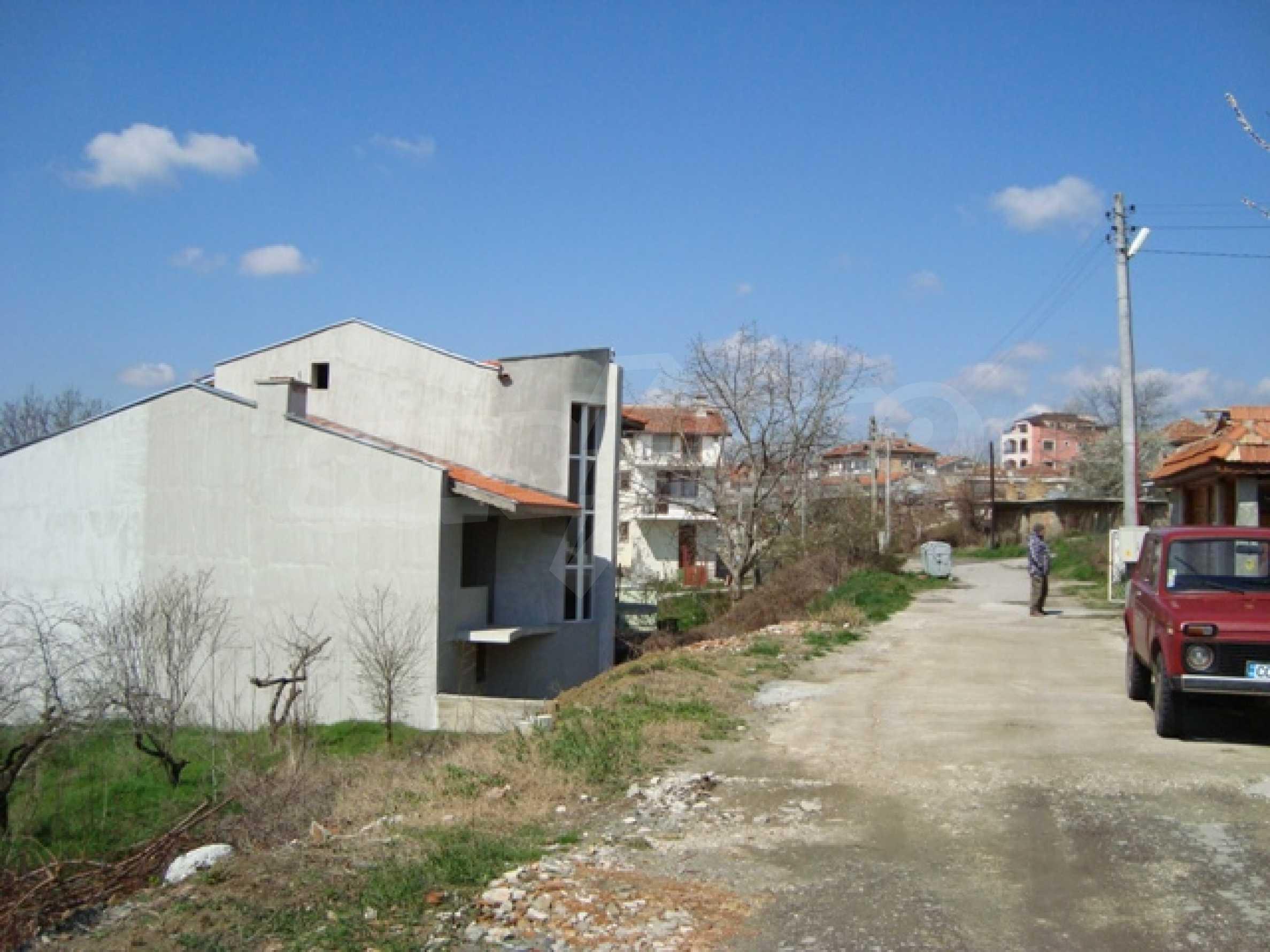 A plot for sale in Kranevo 1