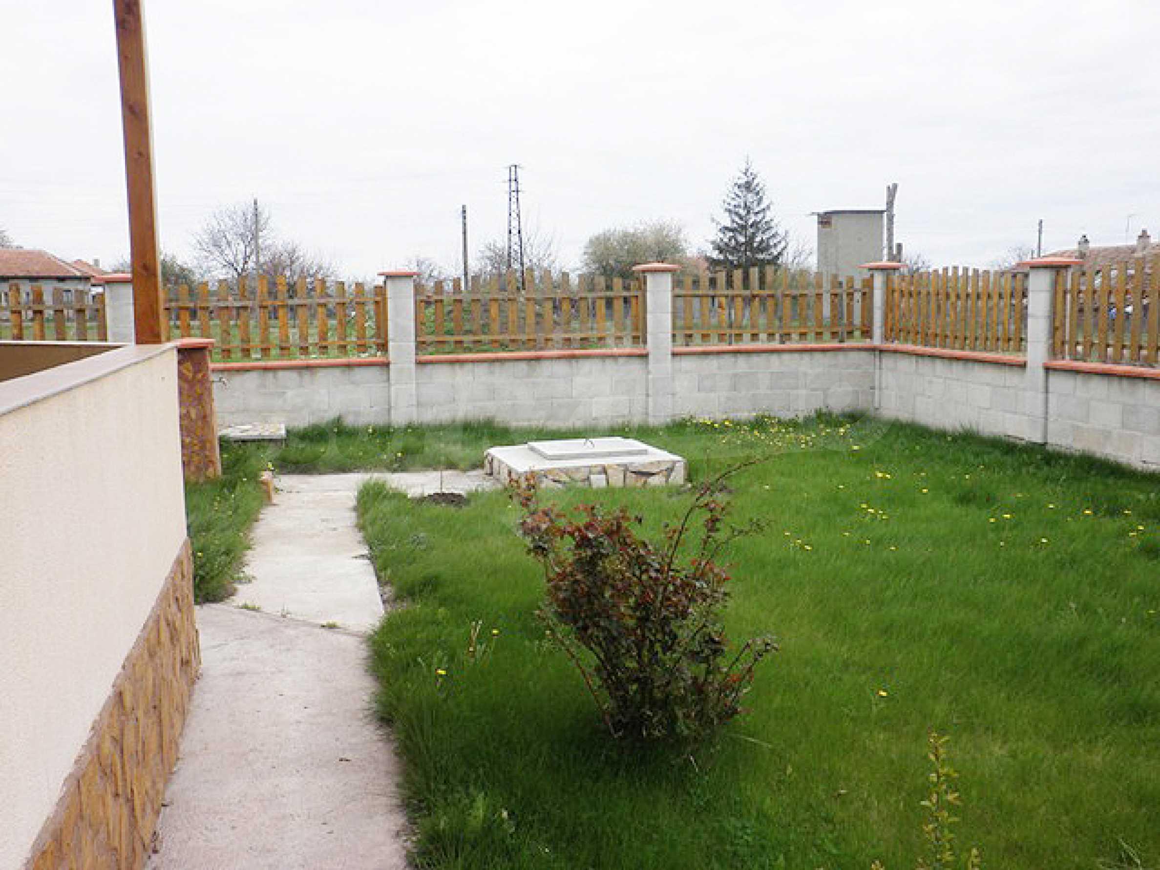 A house in Lyulyakovo 5