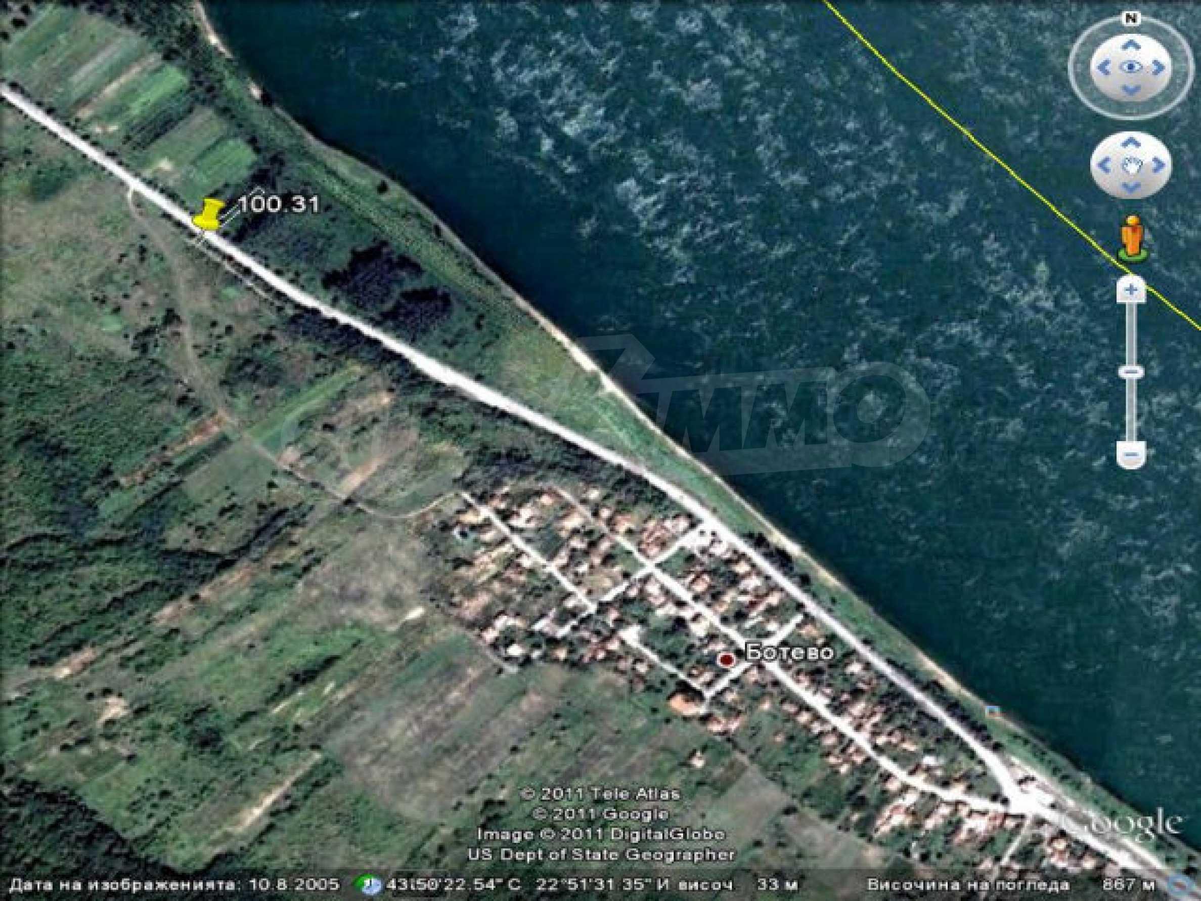 Agricultural plot close to Vidin 3