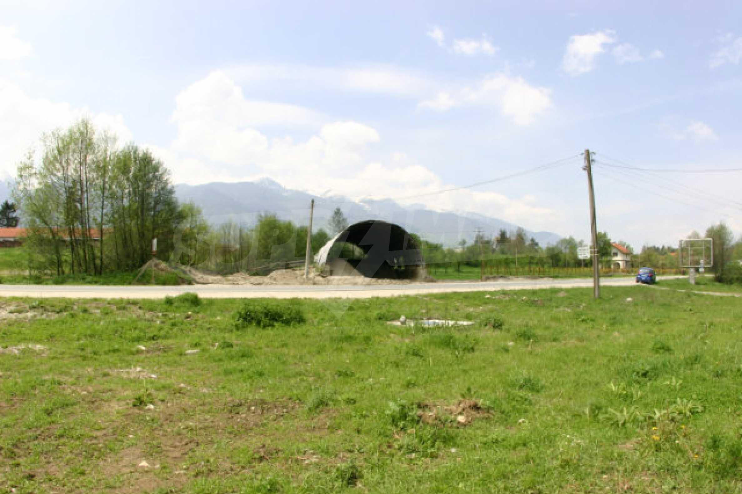 Regulated plot for sale near Razlog  12