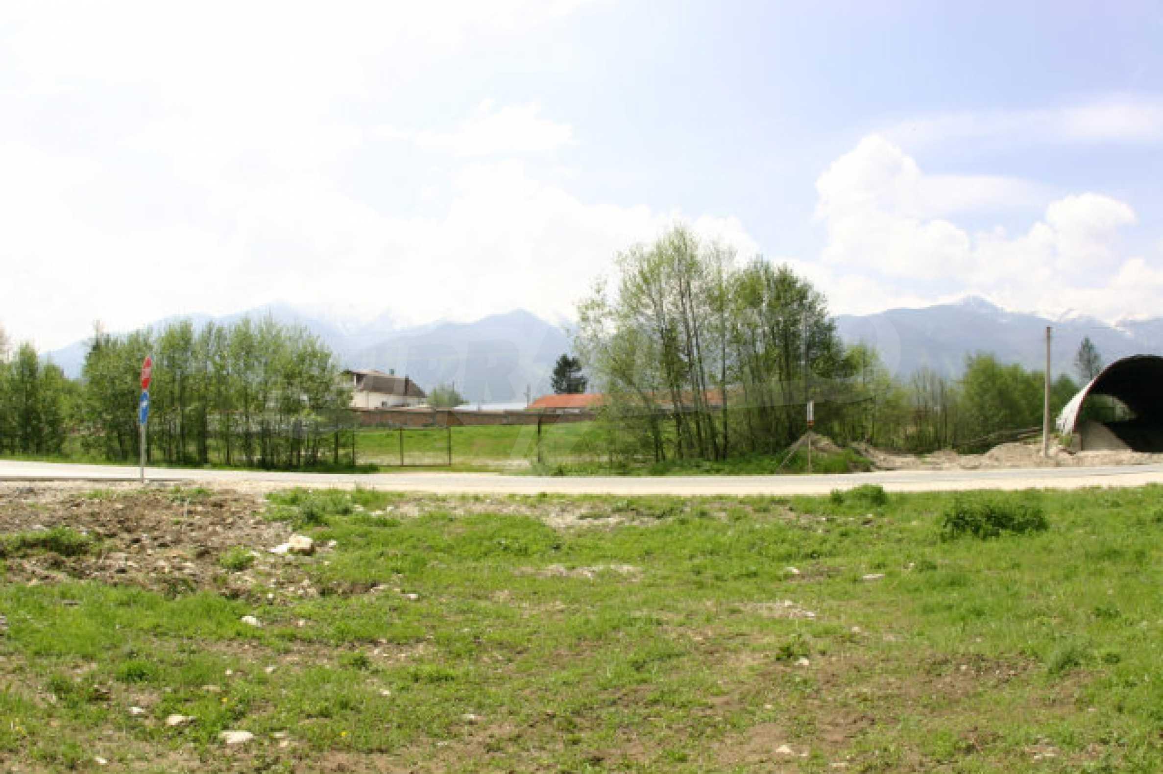 Regulated plot for sale near Razlog  13