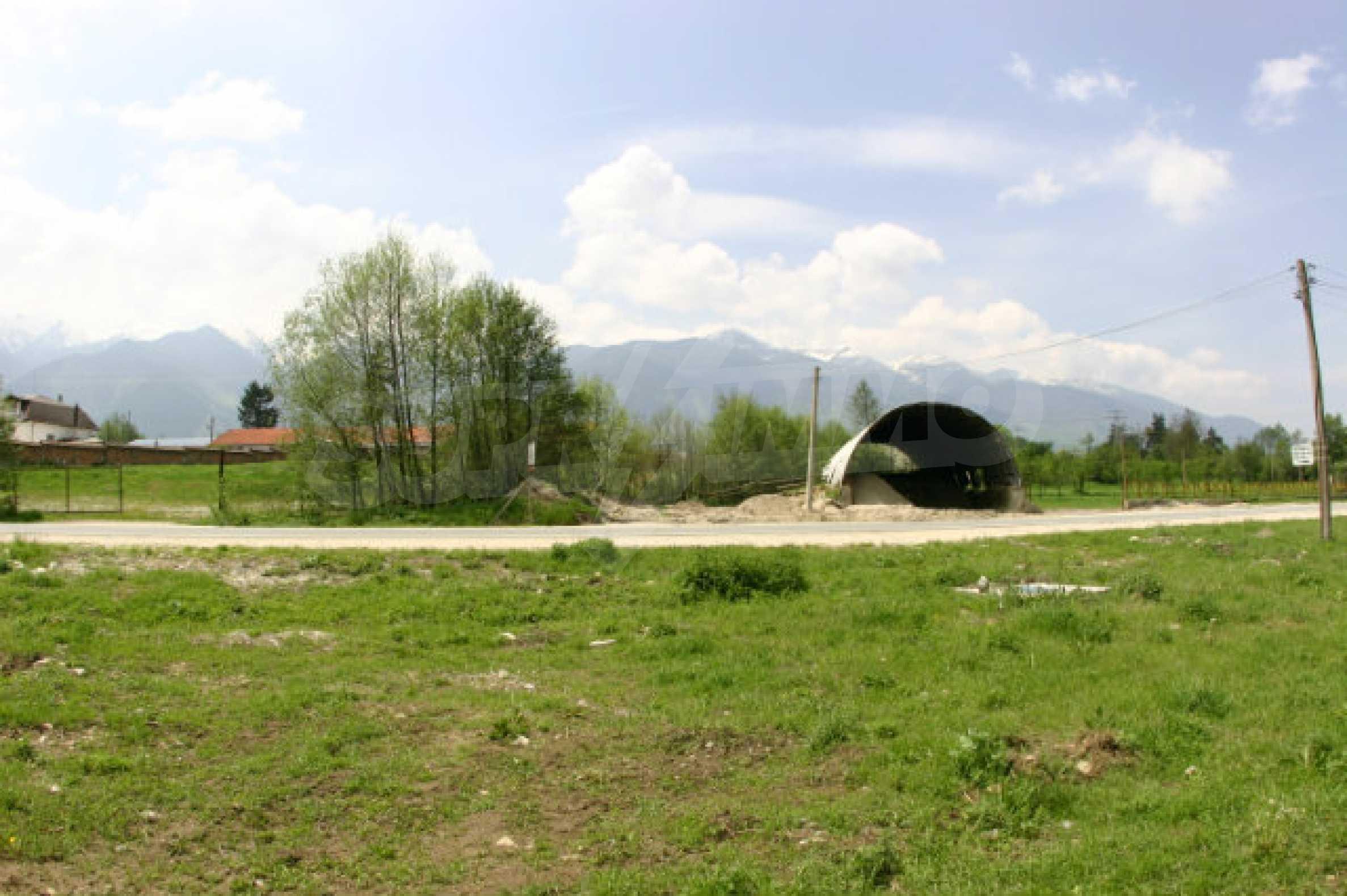 Regulated plot for sale near Razlog  14