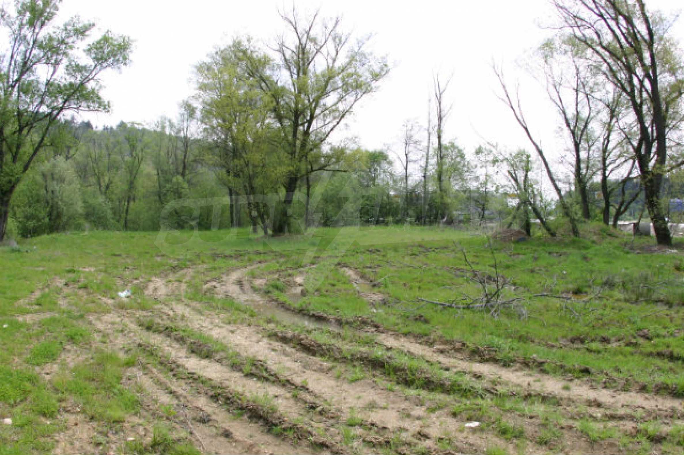 Regulated plot for sale near Razlog  2