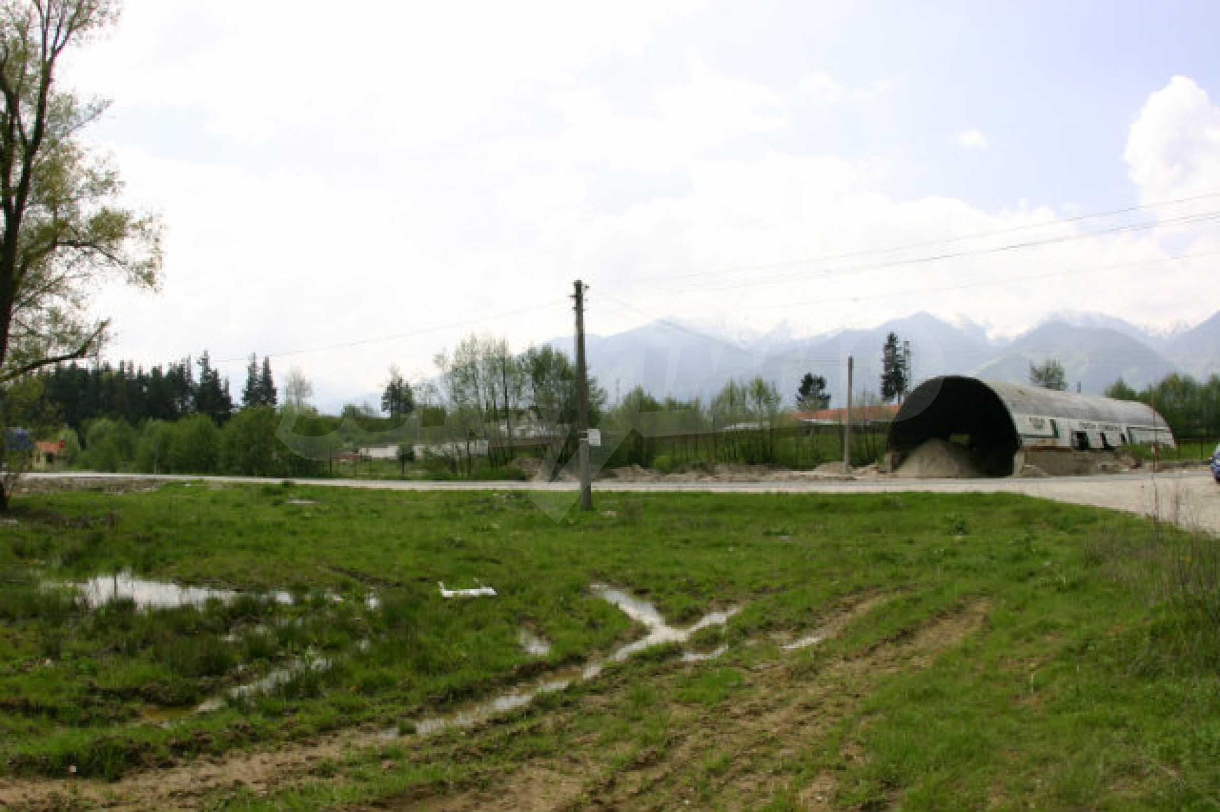 Regulated plot for sale near Razlog  3