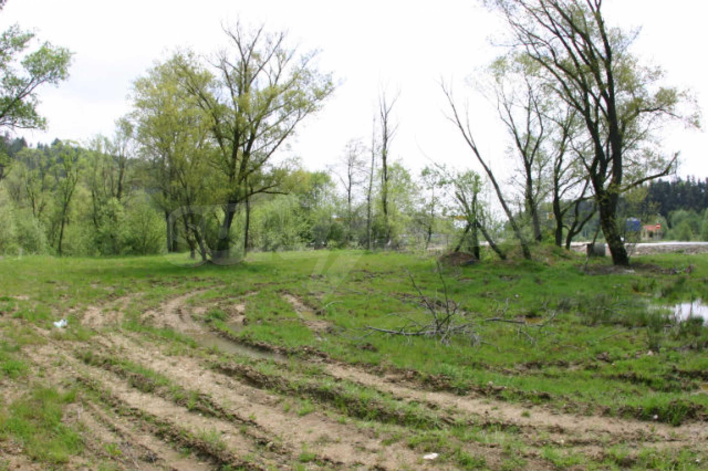 Regulated plot for sale near Razlog  6