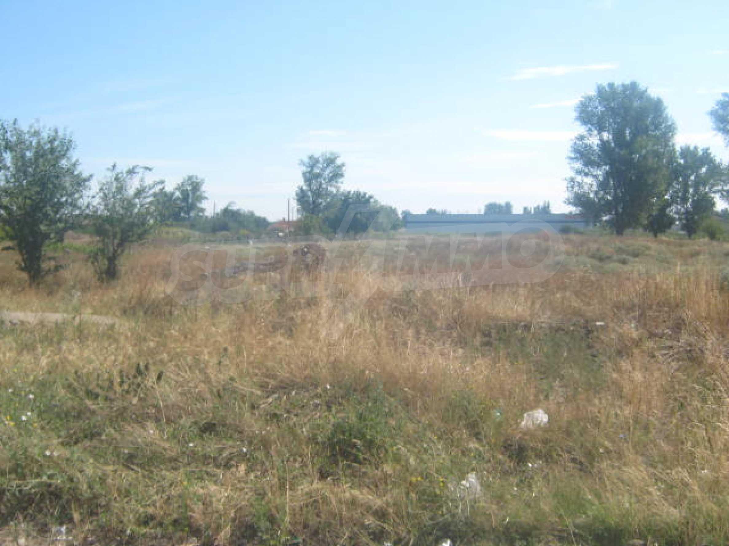 Two plots near the center of Vidin 1